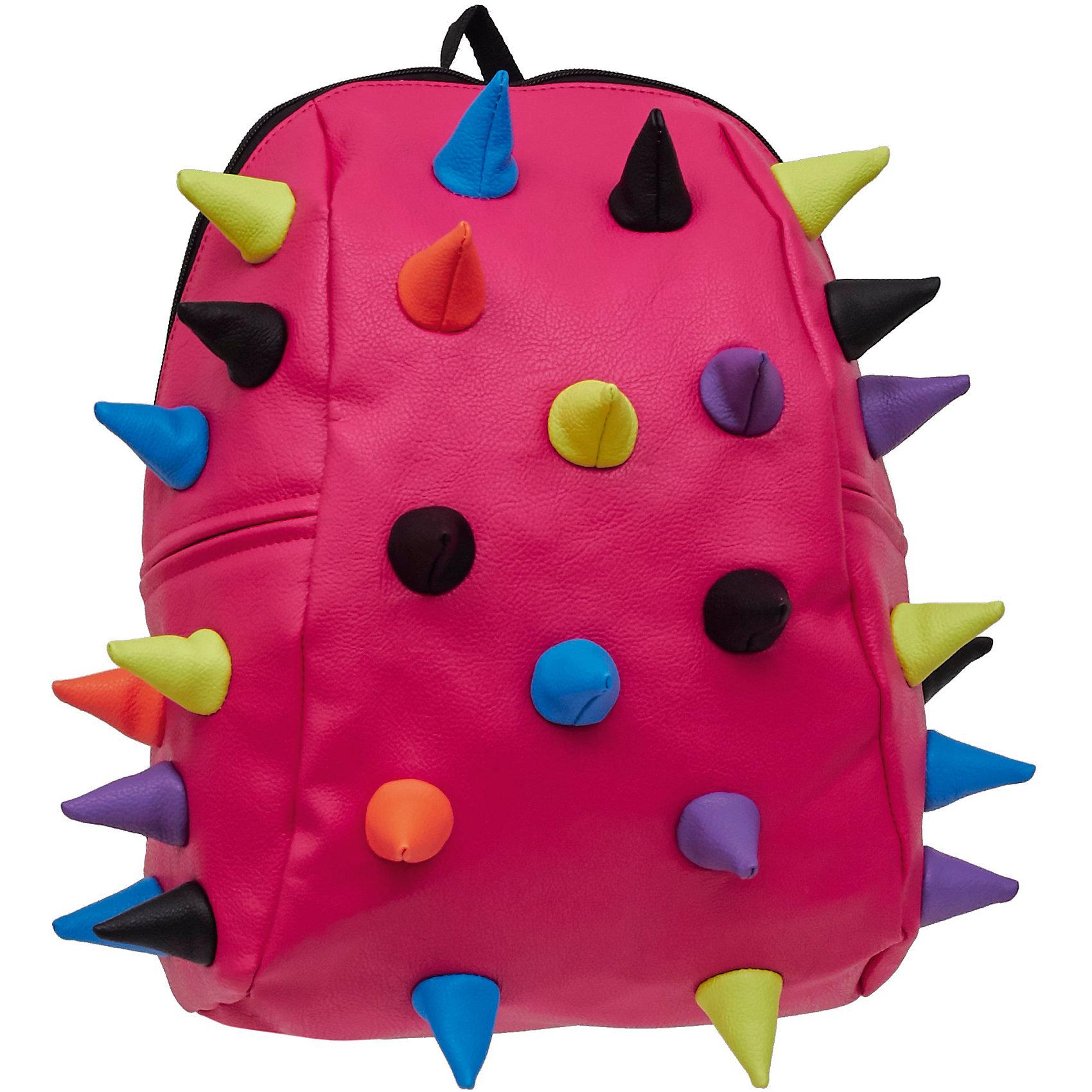 Рюкзак Rex 2 Half Streamers, цвет розовый мультиРюкзаки<br>Легкий и вместительный рюкзак с одним основным отделением с застежкой на молниии. В основное отделение с легкостью входит ноутбук  размером диагонали 13 дюймов, iPad и формат А4. Незаменимый аксессуар как для активного городского жителя, так и для школьников и студентов. Широкие лямки можно регулировать для наиболее удобной посадки, а мягкая ортопедическая спинка делает ношение наиболее удобным и комфортным.<br><br>Ширина мм: 36<br>Глубина мм: 31<br>Высота мм: 15<br>Вес г: 600<br>Возраст от месяцев: 84<br>Возраст до месяцев: 420<br>Пол: Унисекс<br>Возраст: Детский<br>SKU: 5344327
