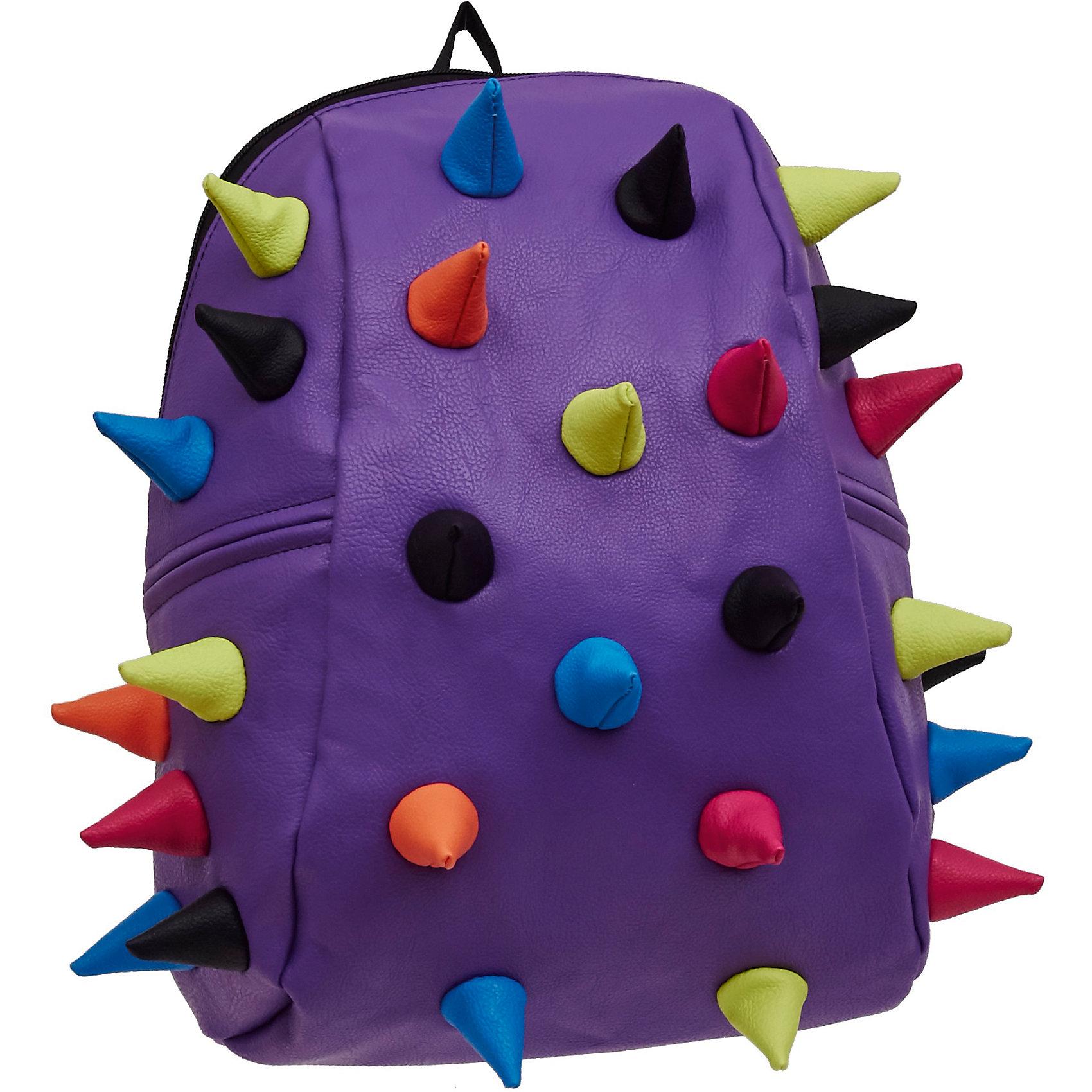 Рюкзак Rex 2 Half , цвет сиреневый мультиРюкзаки<br>Легкий и вместительный рюкзак с одним основным отделением с застежкой на молниии. В основное отделение с легкостью входит ноутбук  размером диагонали 13 дюймов, iPad и формат А4. Незаменимый аксессуар как для активного городского жителя, так и для школьников и студентов. Широкие лямки можно регулировать для наиболее удобной посадки, а мягкая ортопедическая спинка делает ношение наиболее удобным и комфортным.<br><br>Ширина мм: 36<br>Глубина мм: 31<br>Высота мм: 15<br>Вес г: 600<br>Возраст от месяцев: 84<br>Возраст до месяцев: 420<br>Пол: Унисекс<br>Возраст: Детский<br>SKU: 5344328