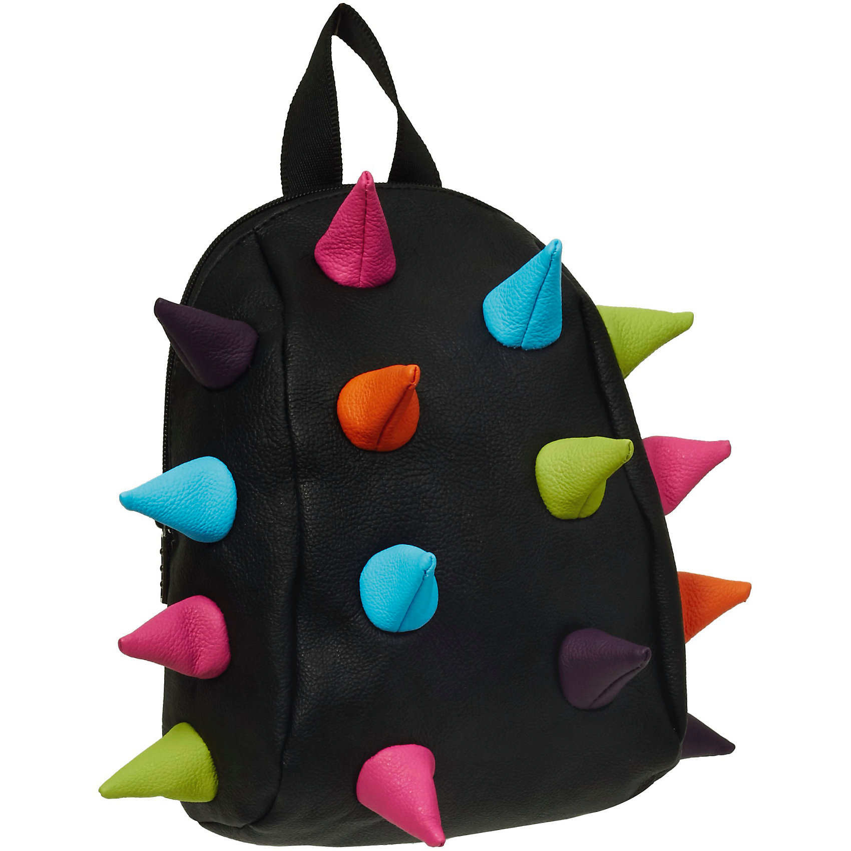 Рюкзак Rex Pint Mini 2, цвет черный мультиАксессуары<br>Стильный рюкзак-мини «Rex Mini» несомненно порадует маленьких детей.<br>Маленькие вместительные монстрики, приведут в восторг беззаботных детишек, а заодно решат проблему родителей с хранением всякой мелочи, как например, запасной футболки с любимым героем мультфильма, карандашами и другими мелкими, но не менее необходимыми личными вещами малышей.<br>Рюкзак имеет один просторный отсек с застежкой на молнию, длину лямок можно легко регулировать.<br><br>Ширина мм: 31<br>Глубина мм: 23<br>Высота мм: 15<br>Вес г: 272<br>Возраст от месяцев: 36<br>Возраст до месяцев: 420<br>Пол: Унисекс<br>Возраст: Детский<br>SKU: 5344330