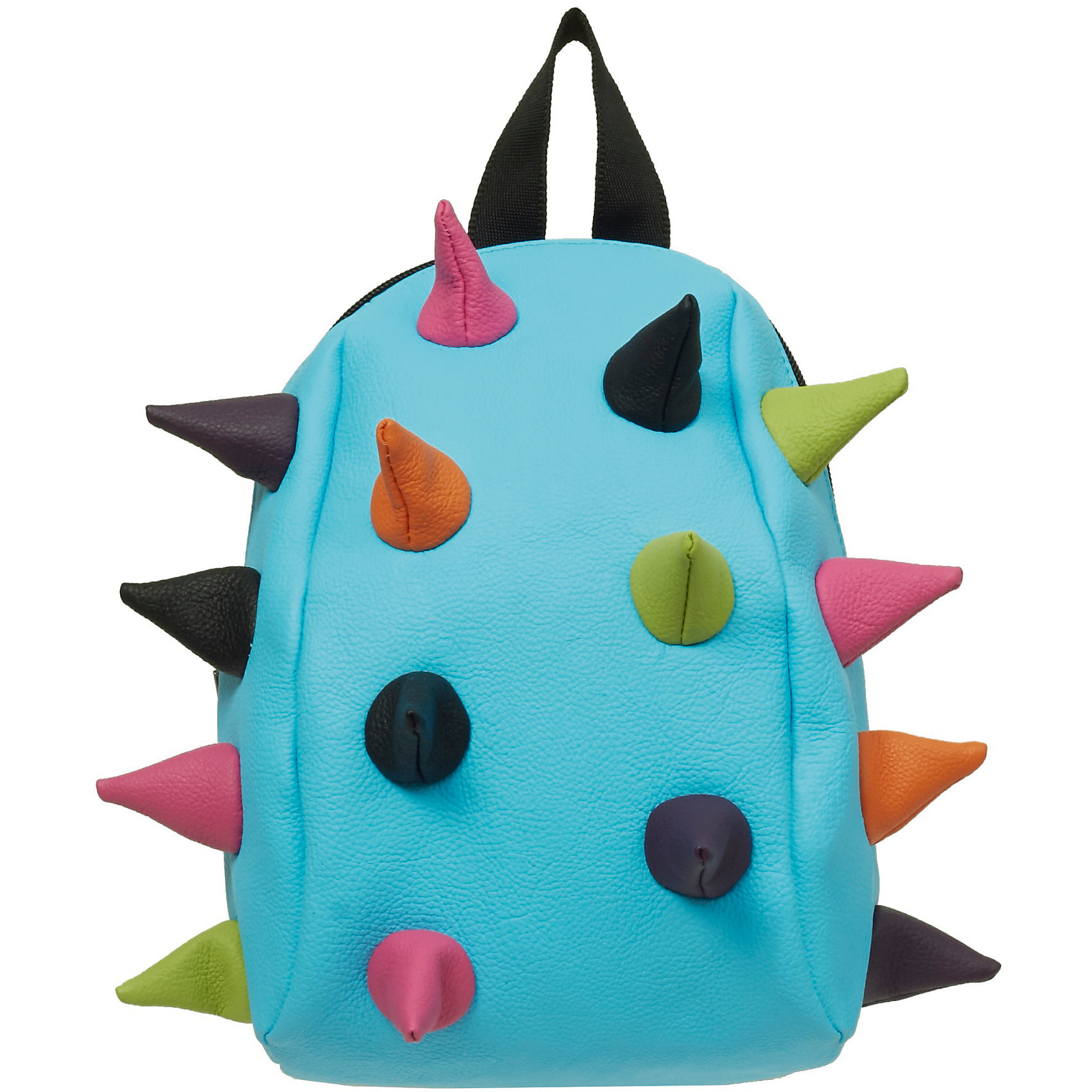 Рюкзак Rex Pint Mini 2, цвет голубой мультиРюкзаки<br>Стильный рюкзак-мини «Rex Mini» несомненно порадует маленьких детей.<br>Маленькие вместительные монстрики, приведут в восторг беззаботных детишек, а заодно решат проблему родителей с хранением всякой мелочи, как например, запасной футболки с любимым героем мультфильма, карандашами и другими мелкими, но не менее необходимыми личными вещами малышей.<br>Рюкзак имеет один просторный отсек с застежкой на молнию, длину лямок можно легко регулировать.<br><br>Ширина мм: 31<br>Глубина мм: 23<br>Высота мм: 15<br>Вес г: 272<br>Возраст от месяцев: 36<br>Возраст до месяцев: 420<br>Пол: Унисекс<br>Возраст: Детский<br>SKU: 5344331