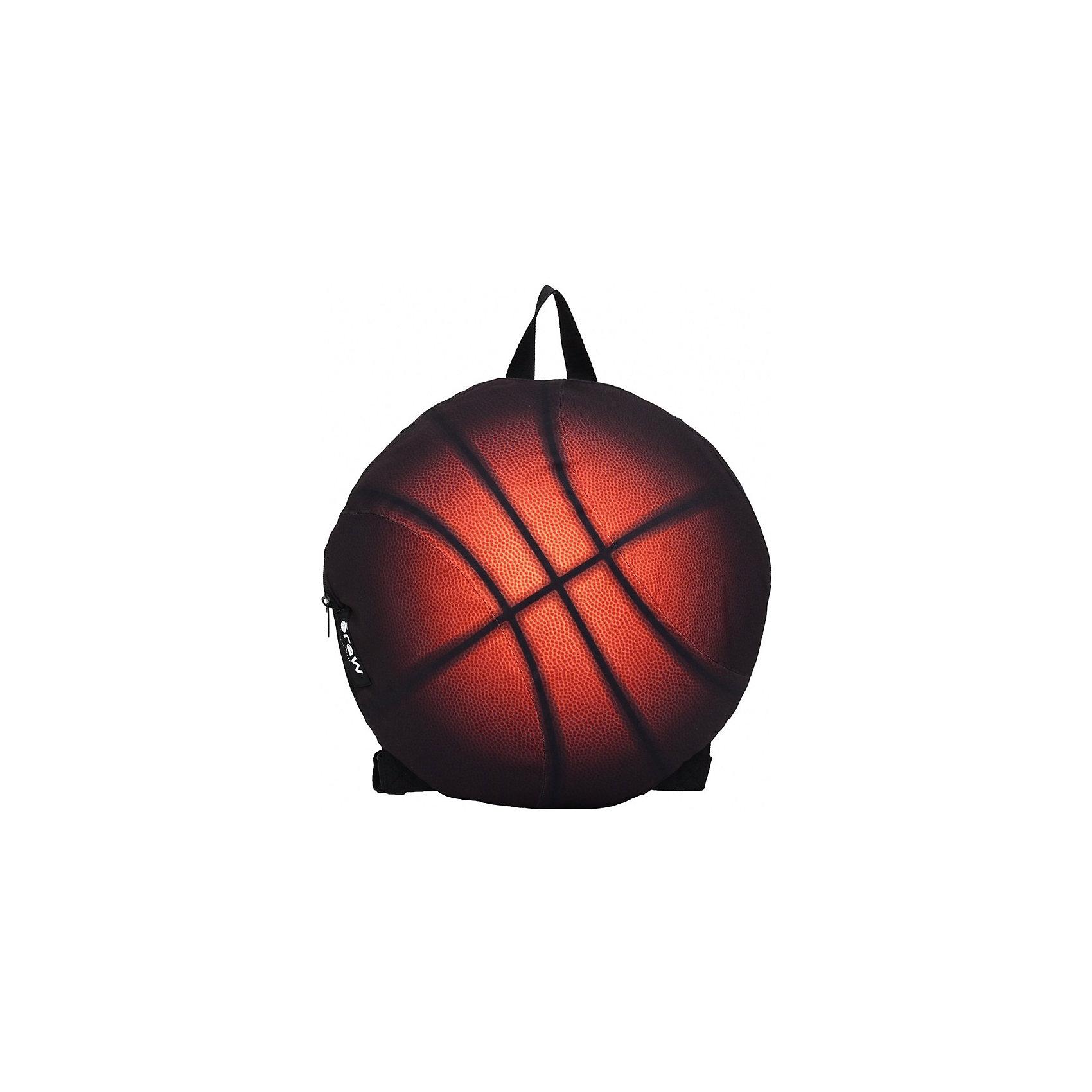 Рюкзак Sport Bascket Ball, цвет оранжевыйЭтот стильный рюкзак от Mojo прекрасно сочетает в себе черты спорта и динамичного городского стиля. Рюкзак в виде баскетбольного мяча смотрится очень броско, стильно и оригинально.<br><br>Ширина мм: 43<br>Глубина мм: 30<br>Высота мм: 16<br>Вес г: 700<br>Возраст от месяцев: 84<br>Возраст до месяцев: 420<br>Пол: Унисекс<br>Возраст: Детский<br>SKU: 5344343