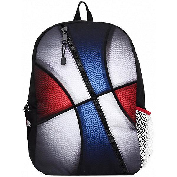 Рюкзак Sport, цвет мультиРюкзаки<br>Этот стильный рюкзак от Mojo прекрасно сочетает в себе черты спорта и динамичного городского стиля. Расцветка и внешний вид рюкзака в виде мяча смотрится очень броско, стильно и оригинально.<br>Ширина мм: 43; Глубина мм: 30; Высота мм: 16; Вес г: 700; Возраст от месяцев: 120; Возраст до месяцев: 420; Пол: Унисекс; Возраст: Детский; SKU: 5344344;