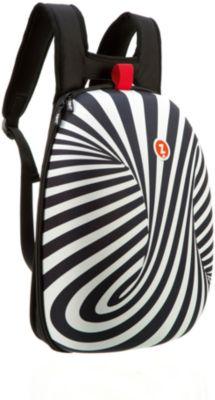 Zipit Рюкзак SHELL BACKPACKS, цвет черный/белый