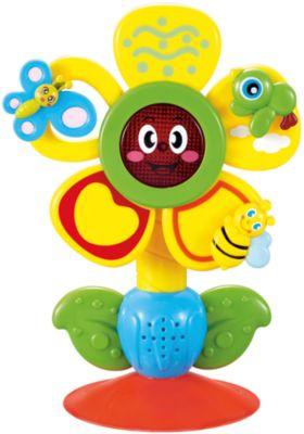 Музыкальная игрушка на присоске FUN FLOWER , Happy Baby