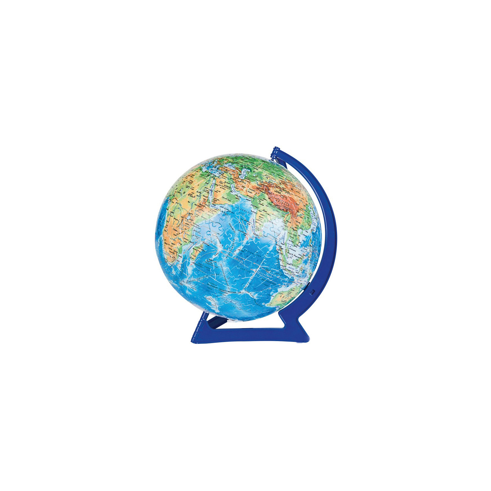 Пазл-шар  Физическая карта мира, 540 деталейПазлы-шары<br><br><br>Ширина мм: 275<br>Глубина мм: 275<br>Высота мм: 75<br>Вес г: 850<br>Возраст от месяцев: 36<br>Возраст до месяцев: 2147483647<br>Пол: Унисекс<br>Возраст: Детский<br>Количество деталей: 540<br>SKU: 5346235