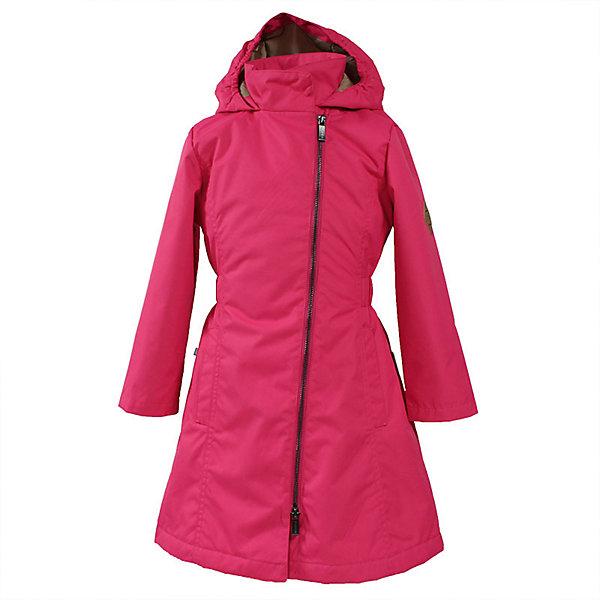 Пальто для девочки LUISA HuppaПальто и плащи<br>Характеристики товара:<br><br>• цвет: розовый<br>• состав: 100% полиэстер (подкладка - тафта)<br>• утеплитель: 40 г<br>• температурный режим: от 0°С до +10°С<br>• водонепроницаемость: 10000 мм<br>• воздухопроницаемость: 10000 мм<br>• светоотражающие детали<br>• плечевые швы проклеены<br>• молния<br>• съёмный капюшон с резинкой<br>• приталенный силуэт<br>• прорезные карманы<br>• комфортная посадка<br>• коллекция: весна-лето 2017<br>• страна бренда: Эстония<br><br>Это красивое пальто обеспечит детям тепло и комфорт. Оно сделано из материала, отталкивающего воду, и дополнено подкладкой с утеплителем, поэтому изделие идеально подходит для межсезонья. Для удобства надевания сделана длинная молния. Пальто очень симпатично смотрится, яркая расцветка и крой добавляют ему оригинальности. Модель была разработана специально для детей.<br><br>Одежда и обувь от популярного эстонского бренда Huppa - отличный вариант одеть ребенка можно и комфортно. Вещи, выпускаемые компанией, качественные, продуманные и очень удобные. Для производства изделий используются только безопасные для детей материалы. Продукция от Huppa порадует и детей, и их родителей!<br><br>Пальто для девочки LUISA от бренда Huppa (Хуппа) можно купить в нашем интернет-магазине.<br><br>Ширина мм: 356<br>Глубина мм: 10<br>Высота мм: 245<br>Вес г: 519<br>Цвет: лиловый<br>Возраст от месяцев: 48<br>Возраст до месяцев: 60<br>Пол: Женский<br>Возраст: Детский<br>Размер: 140,134,128,122,116,110,170,164,158,152,146<br>SKU: 5346380