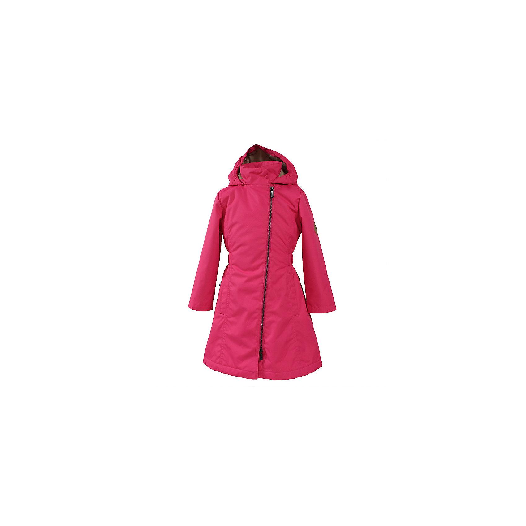 Пальто для девочки LUISA HuppaВерхняя одежда<br>Характеристики товара:<br><br>• цвет: розовый<br>• состав: 100% полиэстер (подкладка - тафта)<br>• утеплитель: 40 г<br>• температурный режим: от 0°С до +10°С<br>• водонепроницаемость: 10000 мм<br>• воздухопроницаемость: 10000 мм<br>• светоотражающие детали<br>• плечевые швы проклеены<br>• молния<br>• съёмный капюшон с резинкой<br>• приталенный силуэт<br>• прорезные карманы<br>• комфортная посадка<br>• коллекция: весна-лето 2017<br>• страна бренда: Эстония<br><br>Это красивое пальто обеспечит детям тепло и комфорт. Оно сделано из материала, отталкивающего воду, и дополнено подкладкой с утеплителем, поэтому изделие идеально подходит для межсезонья. Для удобства надевания сделана длинная молния. Пальто очень симпатично смотрится, яркая расцветка и крой добавляют ему оригинальности. Модель была разработана специально для детей.<br><br>Одежда и обувь от популярного эстонского бренда Huppa - отличный вариант одеть ребенка можно и комфортно. Вещи, выпускаемые компанией, качественные, продуманные и очень удобные. Для производства изделий используются только безопасные для детей материалы. Продукция от Huppa порадует и детей, и их родителей!<br><br>Пальто для девочки LUISA от бренда Huppa (Хуппа) можно купить в нашем интернет-магазине.<br><br>Ширина мм: 356<br>Глубина мм: 10<br>Высота мм: 245<br>Вес г: 519<br>Цвет: лиловый<br>Возраст от месяцев: 48<br>Возраст до месяцев: 60<br>Пол: Женский<br>Возраст: Детский<br>Размер: 110,170,116,122,128,134,140,146,152,158,164<br>SKU: 5346380