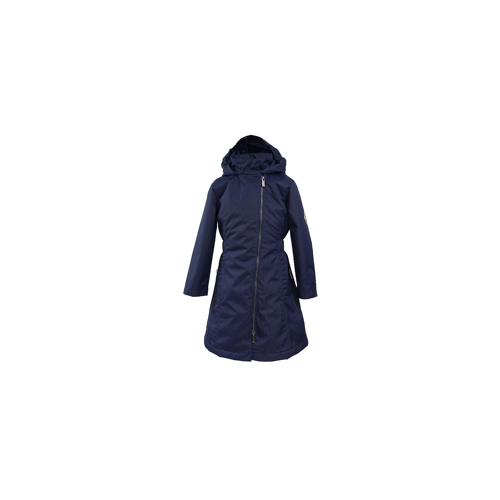 Пальто для девочки LUISA HuppaВерхняя одежда<br>Характеристики товара:<br><br>• цвет: тёмно-синий<br>• состав: 100% полиэстер (подкладка - тафта)<br>• утеплитель: 40 г<br>• температурный режим: от 0°С до +10°С<br>• водонепроницаемость: 10000 мм<br>• воздухопроницаемость: 10000 мм<br>• светоотражающие детали<br>• плечевые швы проклеены<br>• молния<br>• съёмный капюшон с резинкой<br>• приталенный силуэт<br>• прорезные карманы<br>• комфортная посадка<br>• коллекция: весна-лето 2017<br>• страна бренда: Эстония<br><br>Это красивое пальто обеспечит детям тепло и комфорт. Оно сделано из материала, отталкивающего воду, и дополнено подкладкой с утеплителем, поэтому изделие идеально подходит для межсезонья. Для удобства надевания сделана длинная молния. Пальто очень симпатично смотрится, яркая расцветка и крой добавляют ему оригинальности. Модель была разработана специально для детей.<br><br>Одежда и обувь от популярного эстонского бренда Huppa - отличный вариант одеть ребенка можно и комфортно. Вещи, выпускаемые компанией, качественные, продуманные и очень удобные. Для производства изделий используются только безопасные для детей материалы. Продукция от Huppa порадует и детей, и их родителей!<br><br>Пальто для девочки LUISA от бренда Huppa (Хуппа) можно купить в нашем интернет-магазине.<br><br>Ширина мм: 356<br>Глубина мм: 10<br>Высота мм: 245<br>Вес г: 519<br>Цвет: синий<br>Возраст от месяцев: 48<br>Возраст до месяцев: 60<br>Пол: Женский<br>Возраст: Детский<br>Размер: 110,170,116,122,128,134,140,146,152,158,164<br>SKU: 5346392