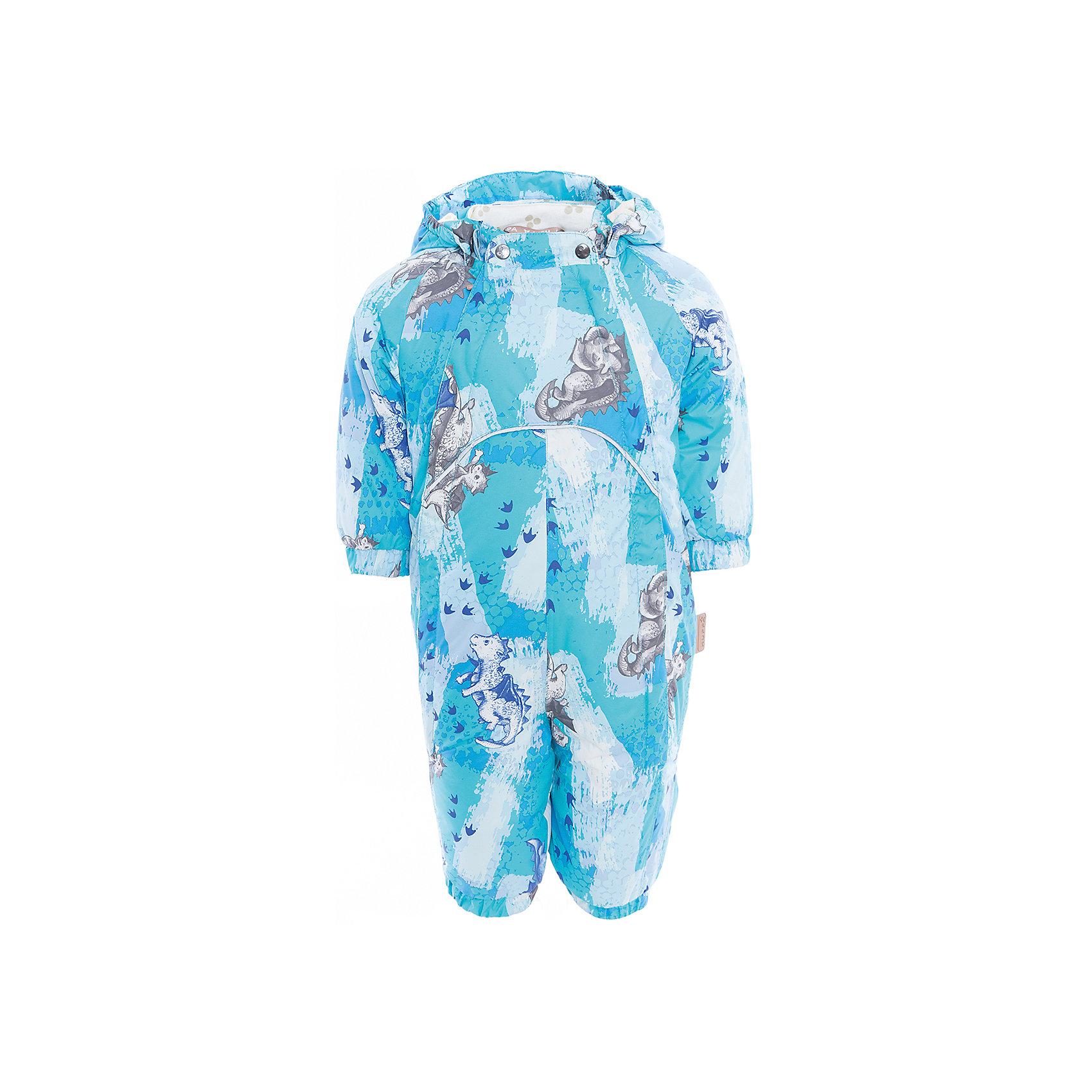 Комбинезон GOLDEN HuppaВерхняя одежда<br>Характеристики товара:<br><br>• цвет: голубой принт<br>• ткань: 100% полиэстер<br>• подкладка: фланель - 100% хлопок<br>• утеплитель: 100% полиэстер 100 г<br>• температурный режим: от -5°С до +10°С<br>• водонепроницаемость: 5000 мм<br>• воздухопроницаемость: 5000 мм<br>• светоотражающие детали<br>• мягкая подкладка<br>• шов сидения и боковые швы проклеены<br>• съёмный капюшон с резинкой<br>• манжеты рукавов с резинкой<br>• манжеты с отворотом у размеров 62-80<br>• манжеты брюк с резинкой<br>• съёмные эластичные штрипки<br>• без внутренних швов<br>• коллекция: весна-лето 2017<br>• страна бренда: Эстония<br><br>Этот удобный комбинезон обеспечит детям тепло и комфорт. Он сделан из материала, отталкивающего воду, и дополнен подкладкой с утеплителем, поэтому изделие идеально подходит для межсезонья. Материал изделия - с мембранной технологией: защищая от влаги и ветра, он легко выводит лишнюю влагу наружу. Комбинезон очень симпатично смотрится. <br><br>Одежда и обувь от популярного эстонского бренда Huppa - отличный вариант одеть ребенка можно и комфортно. Вещи, выпускаемые компанией, качественные, продуманные и очень удобные. Для производства изделий используются только безопасные для детей материалы. Продукция от Huppa порадует и детей, и их родителей!<br><br>Комбинезон GOLDEN от бренда Huppa (Хуппа) можно купить в нашем интернет-магазине.<br><br>Ширина мм: 356<br>Глубина мм: 10<br>Высота мм: 245<br>Вес г: 519<br>Цвет: синий<br>Возраст от месяцев: 12<br>Возраст до месяцев: 18<br>Пол: Унисекс<br>Возраст: Детский<br>Размер: 86,62,68,74,80<br>SKU: 5346446