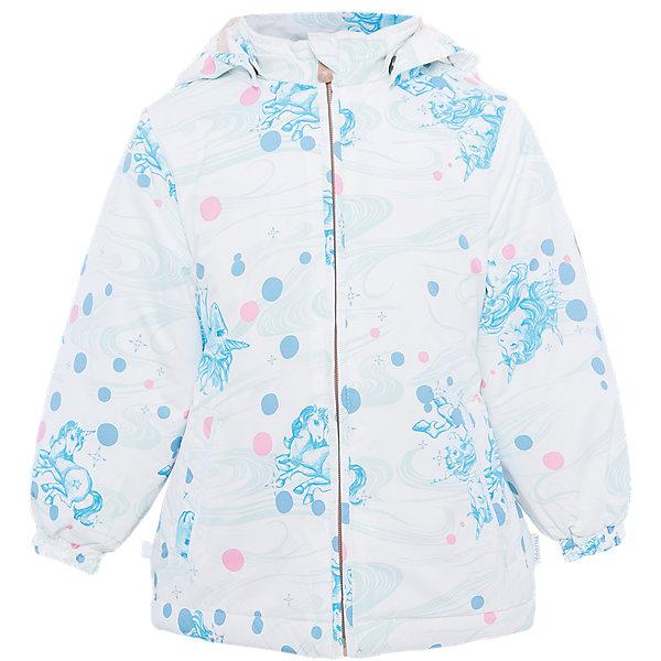 Куртка для девочки JOLY HuppaДемисезонные куртки<br>Характеристики товара:<br><br>• цвет: белый принт<br>• ткань: 100% полиэстер<br>• подкладка: тафта - 100% полиэстер<br>• утеплитель: 100% полиэстер 100 г<br>• температурный режим: от -5°С до +10°С<br>• водонепроницаемость: 5000 мм<br>• воздухопроницаемость: 5000 мм<br>• светоотражающие детали<br>• эластичные манжеты<br>• молния<br>• съёмный капюшон с резинкой<br>• карманы<br>• комфортная посадка<br>• коллекция: весна-лето 2017<br>• страна бренда: Эстония<br><br>Такая легкая и стильная куртка обеспечит детям тепло и комфорт. Она сделана из материала, отталкивающего воду, и дополнено подкладкой с утеплителем, поэтому изделие идеально подходит для межсезонья. Материал изделия - с мембранной технологией: защищая от влаги и ветра, он легко выводит лишнюю влагу наружу. Для удобства сделан капюшон. Куртка очень симпатично смотрится, яркая расцветка и крой добавляют ему оригинальности. Модель была разработана специально для детей.<br><br>Одежда и обувь от популярного эстонского бренда Huppa - отличный вариант одеть ребенка можно и комфортно. Вещи, выпускаемые компанией, качественные, продуманные и очень удобные. Для производства изделий используются только безопасные для детей материалы. Продукция от Huppa порадует и детей, и их родителей!<br><br>Куртку для девочки JOLY от бренда Huppa (Хуппа) можно купить в нашем интернет-магазине.<br><br>Ширина мм: 356<br>Глубина мм: 10<br>Высота мм: 245<br>Вес г: 519<br>Цвет: белый<br>Возраст от месяцев: 18<br>Возраст до месяцев: 24<br>Пол: Женский<br>Возраст: Детский<br>Размер: 92,134,128,122,116,110,104,98<br>SKU: 5346802