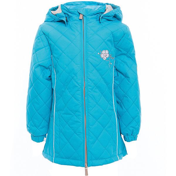 Куртка для девочки RIMMA HuppaВерхняя одежда<br>Характеристики товара:<br><br>• цвет: голубой<br>• ткань: 100% полиэстер<br>• подкладка: тафта - 100% полиэстер<br>• утеплитель: 100% полиэстер 100 г<br>• температурный режим: от -5°С до +10°С<br>• водонепроницаемость: 5000 мм<br>• воздухопроницаемость: 5000 мм<br>• светоотражающие детали<br>• эластичные манжеты<br>• молния<br>• съёмный капюшон с резинкой<br>• декорирована вышивкой<br>• карманы на молнии<br>• комфортная посадка<br>• коллекция: весна-лето 2017<br>• страна бренда: Эстония<br><br>Эта стильная куртка обеспечит детям тепло и комфорт. Она сделана из материала, отталкивающего воду, и дополнено подкладкой с утеплителем, поэтому изделие идеально подходит для межсезонья. Материал изделия - с мембранной технологией: защищая от влаги и ветра, он легко выводит лишнюю влагу наружу. Для удобства сделан капюшон. Куртка очень симпатично смотрится, яркая расцветка и крой добавляют ему оригинальности. Модель была разработана специально для детей.<br><br>Одежда и обувь от популярного эстонского бренда Huppa - отличный вариант одеть ребенка можно и комфортно. Вещи, выпускаемые компанией, качественные, продуманные и очень удобные. Для производства изделий используются только безопасные для детей материалы. Продукция от Huppa порадует и детей, и их родителей!<br><br>Куртку для девочки RIMMA от бренда Huppa (Хуппа) можно купить в нашем интернет-магазине.<br>Ширина мм: 356; Глубина мм: 10; Высота мм: 245; Вес г: 519; Цвет: голубой; Возраст от месяцев: 36; Возраст до месяцев: 48; Пол: Женский; Возраст: Детский; Размер: 104,158,152,146,140,134,128,122,116,110; SKU: 5346905;