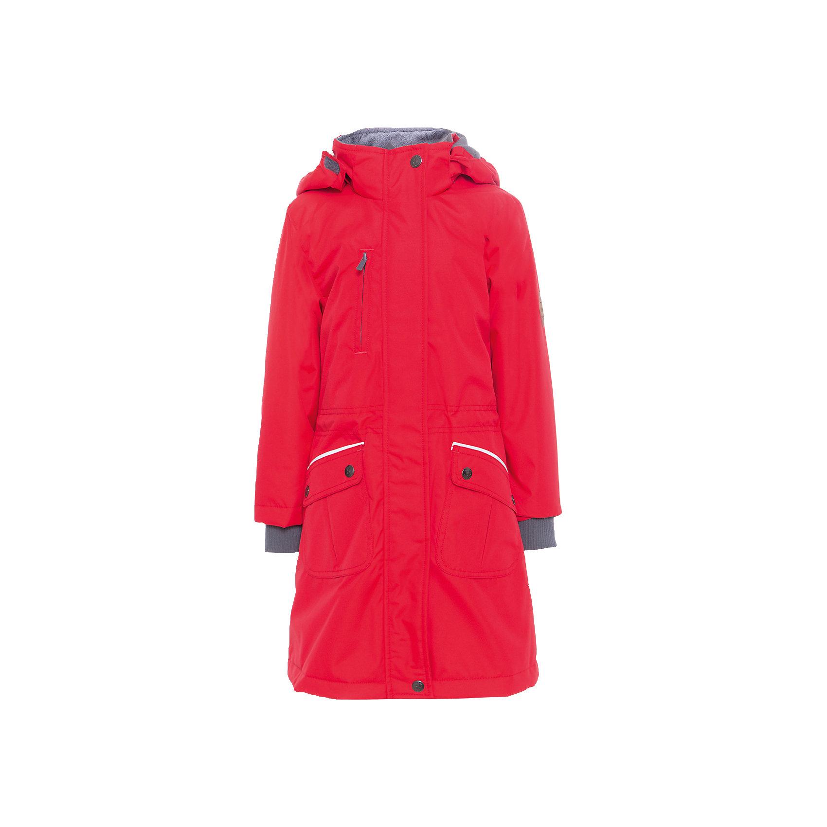 Куртка для девочки MOONI HuppaПальто и плащи<br>Характеристики товара:<br><br>• цвет: красный<br>• ткань: 100% полиэстер<br>• подкладка: тафта- 100% полиэстер<br>• утеплитель: 100% полиэстер 100 г<br>• температурный режим: от -5°С до +10°С<br>• водонепроницаемость: 10000 мм<br>• воздухопроницаемость: 10000 мм<br>• светоотражающие детали<br>• внутренние вязанные манжеты<br>• плечевые швы проклеены<br>• эластичный шнур + фиксатор<br>• съёмный капюшон с резинкой<br>• карманы на молнии<br>• комфортная посадка<br>• коллекция: весна-лето 2017<br>• страна бренда: Эстония<br><br>Такая легкая и стильная куртка обеспечит детям тепло и комфорт. Она сделана из материала, отталкивающего воду, и дополнено подкладкой с утеплителем, поэтому изделие идеально подходит для межсезонья. Материал изделия - с мембранной технологией: защищая от влаги и ветра, он легко выводит лишнюю влагу наружу. Для удобства сделан капюшон. Куртка очень симпатично смотрится, яркая расцветка и крой добавляют ему оригинальности. Модель была разработана специально для детей.<br><br>Одежда и обувь от популярного эстонского бренда Huppa - отличный вариант одеть ребенка можно и комфортно. Вещи, выпускаемые компанией, качественные, продуманные и очень удобные. Для производства изделий используются только безопасные для детей материалы. Продукция от Huppa порадует и детей, и их родителей!<br><br>Куртку для девочки MOONI от бренда Huppa (Хуппа) можно купить в нашем интернет-магазине.<br><br>Ширина мм: 356<br>Глубина мм: 10<br>Высота мм: 245<br>Вес г: 519<br>Цвет: красный<br>Возраст от месяцев: 48<br>Возраст до месяцев: 60<br>Пол: Женский<br>Возраст: Детский<br>Размер: 110,158,104,116,122,128,134,140,146,152<br>SKU: 5346916