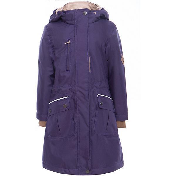 Куртка для девочки MOONI HuppaВерхняя одежда<br>Характеристики товара:<br><br>• цвет: фиолетовый<br>• ткань: 100% полиэстер<br>• подкладка: тафта- 100% полиэстер<br>• утеплитель: 100% полиэстер 100 г<br>• температурный режим: от -5°С до +10°С<br>• водонепроницаемость: 10000 мм<br>• воздухопроницаемость: 10000 мм<br>• светоотражающие детали<br>• внутренние вязанные манжеты<br>• плечевые швы проклеены<br>• эластичный шнур + фиксатор<br>• съёмный капюшон с резинкой<br>• карманы на молнии<br>• комфортная посадка<br>• коллекция: весна-лето 2017<br>• страна бренда: Эстония<br><br>Такая легкая и стильная куртка обеспечит детям тепло и комфорт. Она сделана из материала, отталкивающего воду, и дополнено подкладкой с утеплителем, поэтому изделие идеально подходит для межсезонья. Материал изделия - с мембранной технологией: защищая от влаги и ветра, он легко выводит лишнюю влагу наружу. Для удобства сделан капюшон. Куртка очень симпатично смотрится, яркая расцветка и крой добавляют ему оригинальности. Модель была разработана специально для детей.<br><br>Одежда и обувь от популярного эстонского бренда Huppa - отличный вариант одеть ребенка можно и комфортно. Вещи, выпускаемые компанией, качественные, продуманные и очень удобные. Для производства изделий используются только безопасные для детей материалы. Продукция от Huppa порадует и детей, и их родителей!<br><br>Куртку для девочки MOONI от бренда Huppa (Хуппа) можно купить в нашем интернет-магазине.<br><br>Ширина мм: 356<br>Глубина мм: 10<br>Высота мм: 245<br>Вес г: 519<br>Цвет: розовый<br>Возраст от месяцев: 48<br>Возраст до месяцев: 60<br>Пол: Женский<br>Возраст: Детский<br>Размер: 110,104,158,152,146,140,134,128,122,116<br>SKU: 5346927
