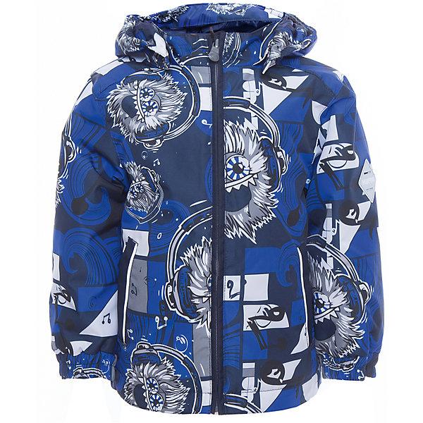 Куртка JODY для мальчика HuppaДемисезонные куртки<br>Характеристики товара:<br><br>• цвет: тёмно-синий<br>• ткань: 100% полиэстер<br>• подкладка: тафта - 100% полиэстер<br>• утеплитель: 100% полиэстер 100 г<br>• температурный режим: от -5°С до +15°С<br>• водонепроницаемость: 10000 мм<br>• воздухопроницаемость: 10000 мм<br>• светоотражающие детали<br>• эластичные манжеты<br>• молния<br>• съёмный капюшон<br>• комфортная посадка<br>• коллекция: весна-лето 2017<br>• страна бренда: Эстония<br><br>Эта стильная куртка обеспечит детям тепло и комфорт. Она сделана из материала, отталкивающего воду, и дополнено подкладкой с утеплителем, поэтому изделие идеально подходит для межсезонья. Материал изделия - с мембранной технологией: защищая от влаги и ветра, он легко выводит лишнюю влагу наружу. Для удобства сделан капюшон. Куртка очень симпатично смотрится, яркая расцветка и крой добавляют ему оригинальности. Модель была разработана специально для детей.<br><br>Одежда и обувь от популярного эстонского бренда Huppa - отличный вариант одеть ребенка можно и комфортно. Вещи, выпускаемые компанией, качественные, продуманные и очень удобные. Для производства изделий используются только безопасные для детей материалы. Продукция от Huppa порадует и детей, и их родителей!<br><br>Куртку JODY от бренда Huppa (Хуппа) можно купить в нашем интернет-магазине.<br>Ширина мм: 356; Глубина мм: 10; Высота мм: 245; Вес г: 519; Цвет: синий; Возраст от месяцев: 96; Возраст до месяцев: 108; Пол: Мужской; Возраст: Детский; Размер: 134,122,116,128,110,104,98,92,152,146,140; SKU: 5347009;