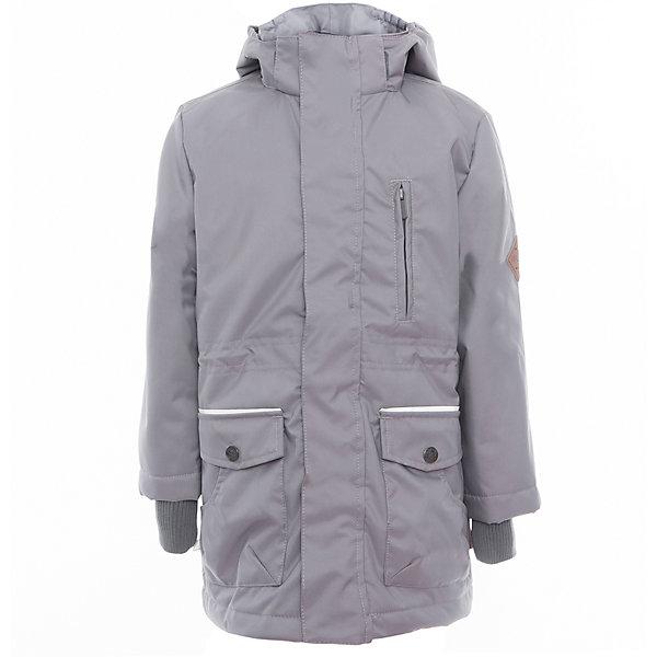Куртка для мальчика ROLF HuppaВерхняя одежда<br>Характеристики товара:<br><br>• цвет: серый<br>• ткань: 100% полиэстер<br>• подкладка: тафта - 100% полиэстер<br>• утеплитель: 100% полиэстер 100 г<br>• температурный режим: от -5°С до +10°С<br>• водонепроницаемость: 10000 мм<br>• воздухопроницаемость: 10000 мм<br>• светоотражающие детали<br>• эластичные манжеты<br>• молния<br>• плечевые швы проклеены<br>• карманы на молнии<br>• эластичный шнур + фиксатор<br>• съёмный капюшон с резинкой<br>• внутренние вязаные манжеты<br>• комфортная посадка<br>• коллекция: весна-лето 2017<br>• страна бренда: Эстония<br><br>Эта стильная куртка обеспечит детям тепло и комфорт. Она сделана из материала, отталкивающего воду, и дополнено подкладкой с утеплителем, поэтому изделие идеально подходит для межсезонья. Материал изделия - с мембранной технологией: защищая от влаги и ветра, он легко выводит лишнюю влагу наружу. Для удобства сделан капюшон. Куртка очень симпатично смотрится, яркая расцветка и крой добавляют ему оригинальности. Модель была разработана специально для детей.<br><br>Одежда и обувь от популярного эстонского бренда Huppa - отличный вариант одеть ребенка можно и комфортно. Вещи, выпускаемые компанией, качественные, продуманные и очень удобные. Для производства изделий используются только безопасные для детей материалы. Продукция от Huppa порадует и детей, и их родителей!<br><br>Куртку для мальчика ROLF от бренда Huppa (Хуппа) можно купить в нашем интернет-магазине.<br>Ширина мм: 356; Глубина мм: 10; Высота мм: 245; Вес г: 519; Цвет: серый; Возраст от месяцев: 96; Возраст до месяцев: 108; Пол: Мужской; Возраст: Детский; Размер: 134,164,104,110,116,122,128,140,146,152,158; SKU: 5347063;
