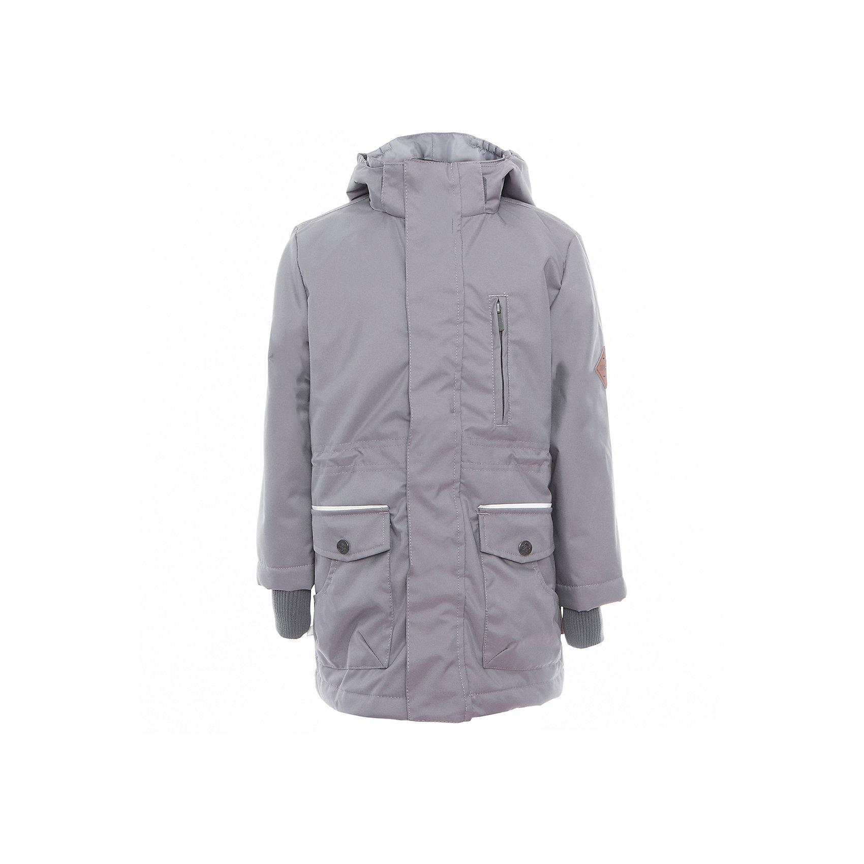 Куртка для мальчика ROLF HuppaВерхняя одежда<br>Характеристики товара:<br><br>• цвет: серый<br>• ткань: 100% полиэстер<br>• подкладка: тафта - 100% полиэстер<br>• утеплитель: 100% полиэстер 100 г<br>• температурный режим: от -5°С до +10°С<br>• водонепроницаемость: 10000 мм<br>• воздухопроницаемость: 10000 мм<br>• светоотражающие детали<br>• эластичные манжеты<br>• молния<br>• плечевые швы проклеены<br>• карманы на молнии<br>• эластичный шнур + фиксатор<br>• съёмный капюшон с резинкой<br>• внутренние вязаные манжеты<br>• комфортная посадка<br>• коллекция: весна-лето 2017<br>• страна бренда: Эстония<br><br>Эта стильная куртка обеспечит детям тепло и комфорт. Она сделана из материала, отталкивающего воду, и дополнено подкладкой с утеплителем, поэтому изделие идеально подходит для межсезонья. Материал изделия - с мембранной технологией: защищая от влаги и ветра, он легко выводит лишнюю влагу наружу. Для удобства сделан капюшон. Куртка очень симпатично смотрится, яркая расцветка и крой добавляют ему оригинальности. Модель была разработана специально для детей.<br><br>Одежда и обувь от популярного эстонского бренда Huppa - отличный вариант одеть ребенка можно и комфортно. Вещи, выпускаемые компанией, качественные, продуманные и очень удобные. Для производства изделий используются только безопасные для детей материалы. Продукция от Huppa порадует и детей, и их родителей!<br><br>Куртку для мальчика ROLF от бренда Huppa (Хуппа) можно купить в нашем интернет-магазине.<br><br>Ширина мм: 356<br>Глубина мм: 10<br>Высота мм: 245<br>Вес г: 519<br>Цвет: серый<br>Возраст от месяцев: 96<br>Возраст до месяцев: 108<br>Пол: Мужской<br>Возраст: Детский<br>Размер: 164,134,104,110,116,122,128,140,146,152,158<br>SKU: 5347063