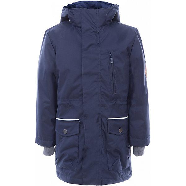 Куртка для мальчика ROLF HuppaВерхняя одежда<br>Характеристики товара:<br><br>• цвет: тёмно-синий<br>• ткань: 100% полиэстер<br>• подкладка: тафта - 100% полиэстер<br>• утеплитель: 100% полиэстер 100 г<br>• температурный режим: от -5°С до +10°С<br>• водонепроницаемость: 10000 мм<br>• воздухопроницаемость: 10000 мм<br>• светоотражающие детали<br>• эластичные манжеты<br>• молния<br>• плечевые швы проклеены<br>• карманы на молнии<br>• эластичный шнур + фиксатор<br>• съёмный капюшон с резинкой<br>• внутренние вязаные манжеты<br>• комфортная посадка<br>• коллекция: весна-лето 2017<br>• страна бренда: Эстония<br><br>Эта стильная куртка обеспечит детям тепло и комфорт. Она сделана из материала, отталкивающего воду, и дополнено подкладкой с утеплителем, поэтому изделие идеально подходит для межсезонья. Материал изделия - с мембранной технологией: защищая от влаги и ветра, он легко выводит лишнюю влагу наружу. Для удобства сделан капюшон. Куртка очень симпатично смотрится, яркая расцветка и крой добавляют ему оригинальности. Модель была разработана специально для детей.<br><br>Одежда и обувь от популярного эстонского бренда Huppa - отличный вариант одеть ребенка можно и комфортно. Вещи, выпускаемые компанией, качественные, продуманные и очень удобные. Для производства изделий используются только безопасные для детей материалы. Продукция от Huppa порадует и детей, и их родителей!<br><br>Куртку для мальчика ROLF от бренда Huppa (Хуппа) можно купить в нашем интернет-магазине.<br>Ширина мм: 356; Глубина мм: 10; Высота мм: 245; Вес г: 519; Цвет: синий; Возраст от месяцев: 48; Возраст до месяцев: 60; Пол: Мужской; Возраст: Детский; Размер: 110,116,104,170,164,158,152,146,140,134,128,122; SKU: 5347075;