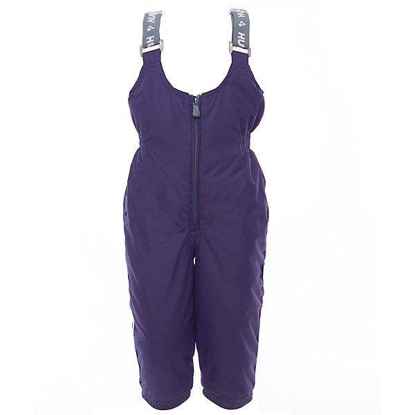 Брюки NEO для девочки HuppaВерхняя одежда<br>Характеристики товара:<br><br>• цвет: тёмно-фиолетовый<br>• ткань: 100% полиэстер<br>• подкладка: тафта - 100% полиэстер<br>• утеплитель: 100% полиэстер 100 г<br>• температурный режим: от -5°С до +10°С<br>• водонепроницаемость: 10000 мм<br>• воздухопроницаемость: 10000 мм<br>• светоотражающие детали<br>• шов сидения проклеен<br>• манжеты брюк с резинкой<br>• съёмные штрипки<br>• без внутренних швов<br>• резиновые подтяжки<br>• комфортная посадка<br>• коллекция: весна-лето 2017<br>• страна бренда: Эстония<br><br>Эти утепленные брюки обеспечат детям тепло и комфорт. Они сделаны из материала, отталкивающего воду, и дополнены подкладкой с утеплителем, поэтому изделие идеально подходит для межсезонья. Материал изделия - с мембранной технологией: защищая от влаги и ветра, он легко выводит лишнюю влагу наружу. Для удобства лямки сделаны регулиющимися, а манжеты - эластичными. Брюки очень симпатично смотрятся. Модель была разработана специально для детей.<br><br>Одежда и обувь от популярного эстонского бренда Huppa - отличный вариант одеть ребенка можно и комфортно. Вещи, выпускаемые компанией, качественные, продуманные и очень удобные. Для производства изделий используются только безопасные для детей материалы. Продукция от Huppa порадует и детей, и их родителей!<br><br>Брюки NEO от бренда Huppa (Хуппа) можно купить в нашем интернет-магазине.<br>Ширина мм: 215; Глубина мм: 88; Высота мм: 191; Вес г: 336; Цвет: лиловый; Возраст от месяцев: 12; Возраст до месяцев: 15; Пол: Женский; Возраст: Детский; Размер: 80,122,116,110,104,98,92,86; SKU: 5347173;