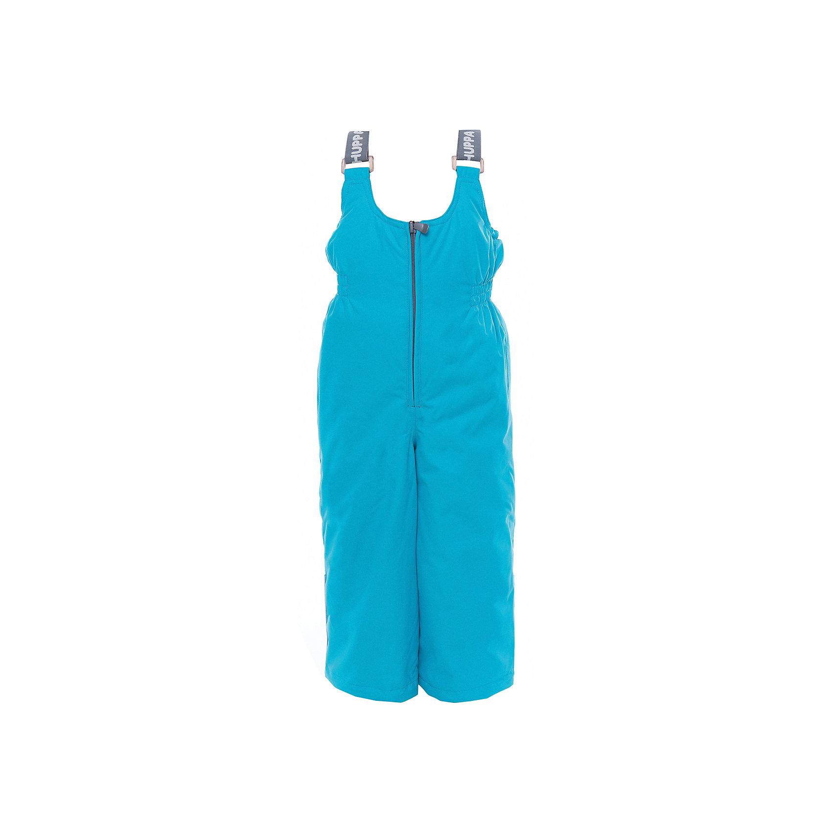 Брюки JORMA для девочки HuppaВерхняя одежда<br>Характеристики товара:<br><br>• цвет: голубой<br>• ткань: 100% полиэстер<br>• подкладка: тафта - 100% полиэстер<br>• утеплитель: 100% полиэстер 100 г<br>• температурный режим: от -5°С до +10°С<br>• водонепроницаемость: 10000 мм<br>• воздухопроницаемость: 10000 мм<br>• светоотражающие детали<br>• шов сидения проклеен<br>• регулируемые низы брючин<br>• эластичный шнурок + фиксатор<br>• без внутренних швов<br>• резиновые подтяжки<br>• комфортная посадка<br>• коллекция: весна-лето 2017<br>• страна бренда: Эстония<br><br>Эти утепленные брюки обеспечат детям тепло и комфорт. Они сделаны из материала, отталкивающего воду, и дополнены подкладкой с утеплителем, поэтому изделие идеально подходит для межсезонья. Материал изделия - с мембранной технологией: защищая от влаги и ветра, он легко выводит лишнюю влагу наружу. Для удобства лямки сделаны регулиющимися, а манжеты - эластичными. Брюки очень симпатично смотрятся. Модель была разработана специально для детей.<br><br>Одежда и обувь от популярного эстонского бренда Huppa - отличный вариант одеть ребенка можно и комфортно. Вещи, выпускаемые компанией, качественные, продуманные и очень удобные. Для производства изделий используются только безопасные для детей материалы. Продукция от Huppa порадует и детей, и их родителей!<br><br>Брюки JORMA от бренда Huppa (Хуппа) можно купить в нашем интернет-магазине.<br><br>Ширина мм: 215<br>Глубина мм: 88<br>Высота мм: 191<br>Вес г: 336<br>Цвет: голубой<br>Возраст от месяцев: 96<br>Возраст до месяцев: 108<br>Пол: Женский<br>Возраст: Детский<br>Размер: 134,92,98,104,110,116,122,128<br>SKU: 5347227
