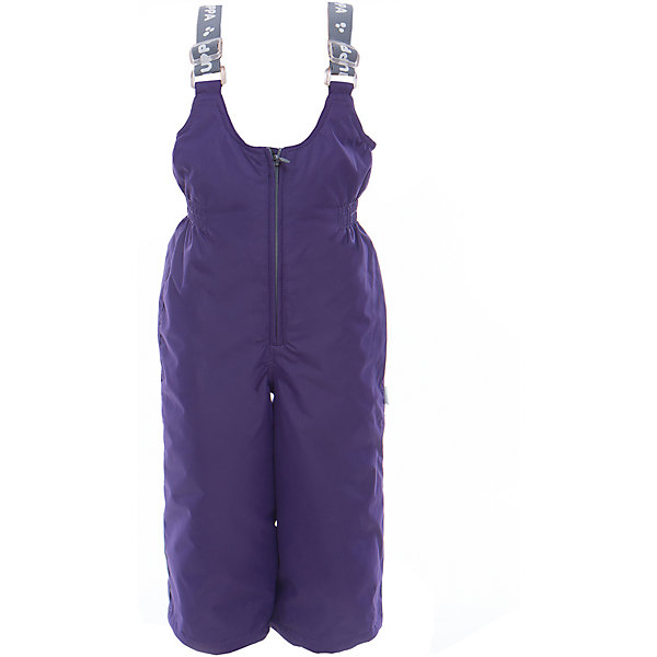 Полукомбинезон JORMA для девочки HuppaВерхняя одежда<br>Характеристики товара:<br><br>• цвет: тёмно-фиолетовый<br>• ткань: 100% полиэстер<br>• подкладка: тафта - 100% полиэстер<br>• утеплитель: 100% полиэстер 100 г<br>• температурный режим: от -5°С до +10°С<br>• водонепроницаемость: 10000 мм<br>• воздухопроницаемость: 10000 мм<br>• светоотражающие детали<br>• шов сидения проклеен<br>• регулируемые низы брючин<br>• эластичный шнурок + фиксатор<br>• без внутренних швов<br>• резиновые подтяжки<br>• комфортная посадка<br>• коллекция: весна-лето 2017<br>• страна бренда: Эстония<br><br>Эти утепленные брюки обеспечат детям тепло и комфорт. Они сделаны из материала, отталкивающего воду, и дополнены подкладкой с утеплителем, поэтому изделие идеально подходит для межсезонья. Материал изделия - с мембранной технологией: защищая от влаги и ветра, он легко выводит лишнюю влагу наружу. Для удобства лямки сделаны регулиющимися, а манжеты - эластичными. Брюки очень симпатично смотрятся. Модель была разработана специально для детей.<br><br>Одежда и обувь от популярного эстонского бренда Huppa - отличный вариант одеть ребенка можно и комфортно. Вещи, выпускаемые компанией, качественные, продуманные и очень удобные. Для производства изделий используются только безопасные для детей материалы. Продукция от Huppa порадует и детей, и их родителей!<br><br>Брюки JORMA от бренда Huppa (Хуппа) можно купить в нашем интернет-магазине.<br><br>Ширина мм: 215<br>Глубина мм: 88<br>Высота мм: 191<br>Вес г: 336<br>Цвет: розовый<br>Возраст от месяцев: 18<br>Возраст до месяцев: 24<br>Пол: Женский<br>Возраст: Детский<br>Размер: 92,116,122,128,134,98,104,110<br>SKU: 5347236
