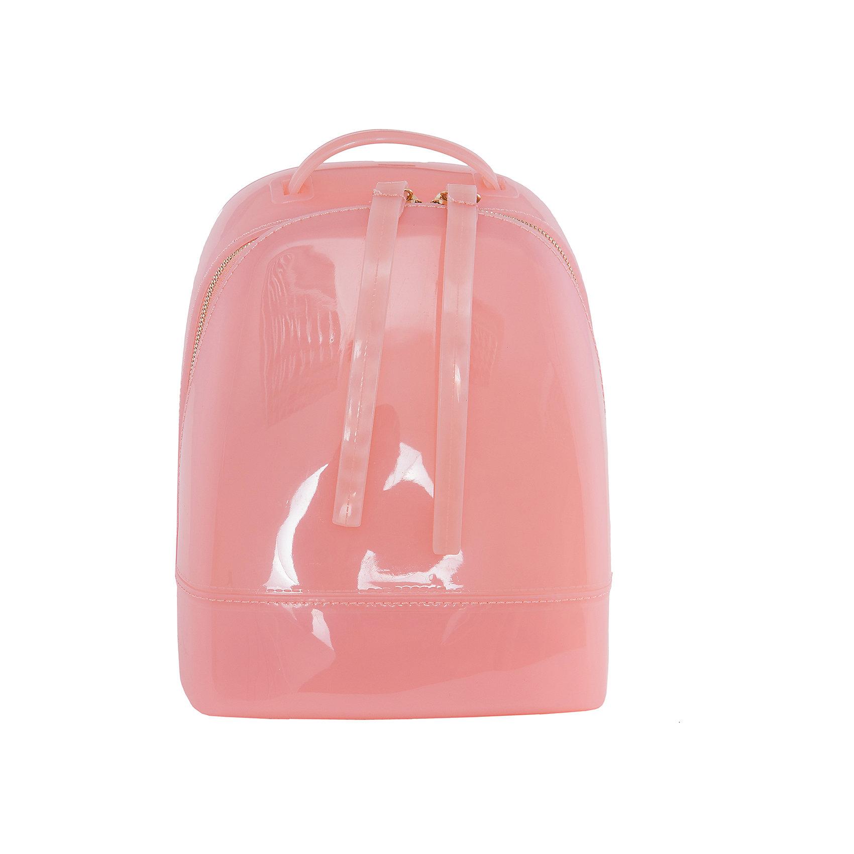 Рюкзак VITACCIАксессуары<br>Характеристики:<br><br>• Тип сумки: рюкзак<br>• Пол: для девочки<br>• Цвет: розовый<br>• Сезон: круглый год<br>• Тематика рисунка: без рисунка<br>• Тип застежки: молния<br>• Лямки регулируются по длине<br>• Одно отделение с дополнительными кармашками<br>• Предусмотрена ручка-петля<br>• Материал: верх – силикон<br>• Габариты: ширина днища – 18 см, высота – 22,5 см, глубина – 11 см<br>• Вес: 760 г<br>• Особенности ухода: влажная чистка, сухая чистка<br><br>Рюкзак VITACCI от лидера российско-итальянского предприятия, которое специализируется на выпуске высококачественной обуви и аксессуаров как для взрослых, так и для детей. Детские сумки этого торгового бренда изготавливаются с учетом анатомических особенностей детей и имеют эргономичную форму. Форма и дизайн сумок разрабатывается итальянскими ведущими дизайнерами и отражает новейшие тенденции в мире моды. Особенность этого торгового бренда заключается в эксклюзивном сочетании материалов разных фактур и декорирование изделий стильными аксессуарами. <br><br>Рюкзак VITACCI изготовлен из экологически безопасной искусственной кожи с силиконовым покрытием. Имеет одно просторное отделение с маленькими кармашками: один с замочком на молнии, второй – для сотового телефона или смартфона. Лямки регулируются по длине. Рюкзак выполнен в стильном розовом цвете, декорирован фурнитурой золотистого цвета и декоративными двойными строчками.<br>Рюкзак VITACCI – это стильный аксессуар, который создаст неповторимый образ вашей девочки! <br><br>Рюкзак VITACCI можно купить в нашем интернет-магазине.<br><br>Ширина мм: 170<br>Глубина мм: 157<br>Высота мм: 67<br>Вес г: 117<br>Цвет: розовый<br>Возраст от месяцев: 36<br>Возраст до месяцев: 144<br>Пол: Женский<br>Возраст: Детский<br>Размер: one size<br>SKU: 5347497