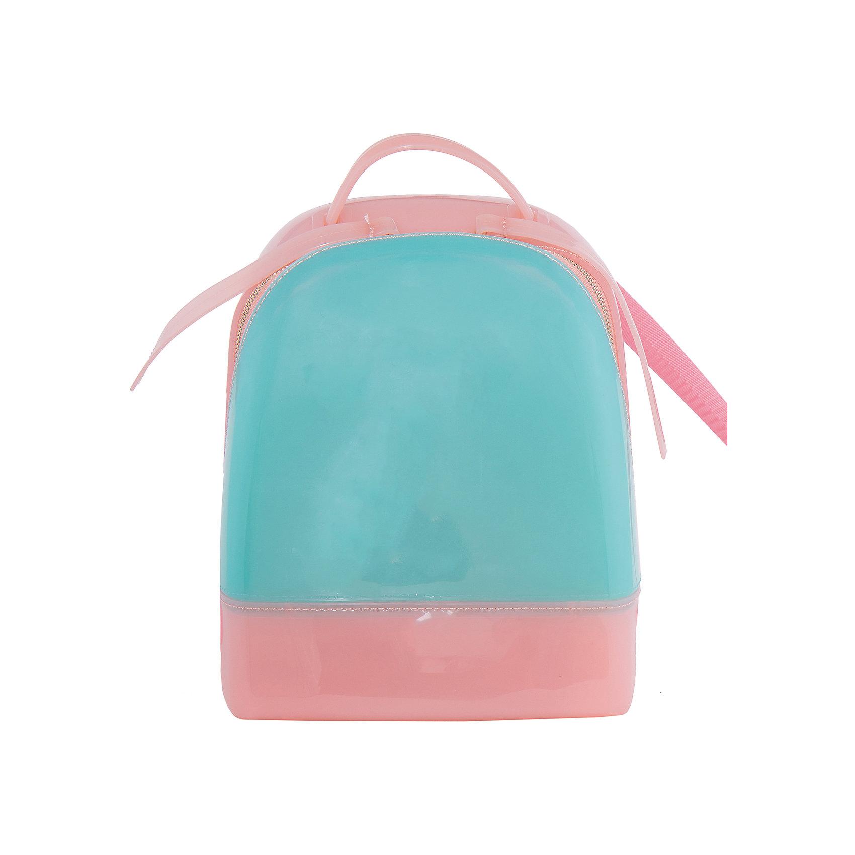 Рюкзак VITACCIАксессуары<br>Характеристики:<br><br>• Тип сумки: рюкзак<br>• Пол: для девочки<br>• Цвет: розовый, мятный<br>• Сезон: круглый год<br>• Тематика рисунка: без рисунка<br>• Тип застежки: молния<br>• Лямки регулируются по длине<br>• Одно отделение с дополнительными кармашками<br>• Предусмотрена ручка-петля<br>• Материал: верх – силикон<br>• Габариты: ширина днища – 18 см, высота – 22,5 см, глубина – 11 см<br>• Вес: 760 г<br>• Особенности ухода: влажная чистка, сухая чистка<br><br>Рюкзак VITACCI от лидера российско-итальянского предприятия, которое специализируется на выпуске высококачественной обуви и аксессуаров как для взрослых, так и для детей. Детские сумки этого торгового бренда изготавливаются с учетом анатомических особенностей детей и имеют эргономичную форму. Форма и дизайн сумок разрабатывается итальянскими ведущими дизайнерами и отражает новейшие тенденции в мире моды. Особенность этого торгового бренда заключается в эксклюзивном сочетании материалов разных фактур и декорирование изделий стильными аксессуарами. <br><br>Рюкзак VITACCI изготовлен из экологически безопасной искусственной кожи с силиконовым покрытием. Имеет одно просторное отделение с маленькими кармашками: один с замочком на молнии, второй – для сотового телефона или смартфона. Лямки регулируются по длине. Рюкзак выполнен из элементов нежных цветов – мятного и розового, декорирован фурнитурой золотистого цвета и декоративными двойными строчками.<br>Рюкзак VITACCI – это стильный аксессуар, который создаст неповторимый образ вашей девочки! <br><br>Рюкзак VITACCI можно купить в нашем интернет-магазине.<br><br>Ширина мм: 170<br>Глубина мм: 157<br>Высота мм: 67<br>Вес г: 117<br>Цвет: зеленый<br>Возраст от месяцев: 36<br>Возраст до месяцев: 144<br>Пол: Женский<br>Возраст: Детский<br>Размер: one size<br>SKU: 5347503