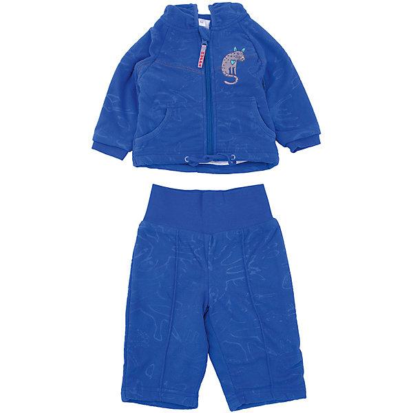 Комплект флисовый JACOBI для мальчика HuppaФлис и термобелье<br>Характеристики товара:<br><br>• цвет: синий<br>• состав: 100% полиэстер (флис), подкладка - 100% хлопок<br>• комплектация: курточка, брюки<br>• застежка: молния<br>• капюшон<br>• мягкие манжеты на куртке<br>• декорирована вышивкой<br>• комфортная посадка<br>• пояс брюк - мягкая резинка<br>• мягкий материал<br>• страна бренда: Эстония<br><br>Такой комплект обеспечит малышам тепло и комфорт. Он сделан из приятного на ощупь материала с мягким ворсом, поэтому изделия не колются и не натирают. Подкладка выполнена из дышащего и гипоаллергенного хлопка. Комплект очень симпатично смотрится, яркая расцветка и отделка добавляют ему оригинальности. Модель была разработана специально для малышей.<br><br>Одежда и обувь от популярного эстонского бренда Huppa - отличный вариант одеть ребенка можно и комфортно. Вещи, выпускаемые компанией, качественные, продуманные и очень удобные. Для производства изделий используются только безопасные для детей материалы. Продукция от Huppa порадует и детей, и их родителей!<br><br>Комплект флисовый JACOBI от бренда Huppa (Хуппа) можно купить в нашем интернет-магазине.<br><br>Ширина мм: 190<br>Глубина мм: 74<br>Высота мм: 229<br>Вес г: 236<br>Цвет: синий<br>Возраст от месяцев: 2<br>Возраст до месяцев: 5<br>Пол: Мужской<br>Возраст: Детский<br>Размер: 92,86,62,80,74,68<br>SKU: 5347547