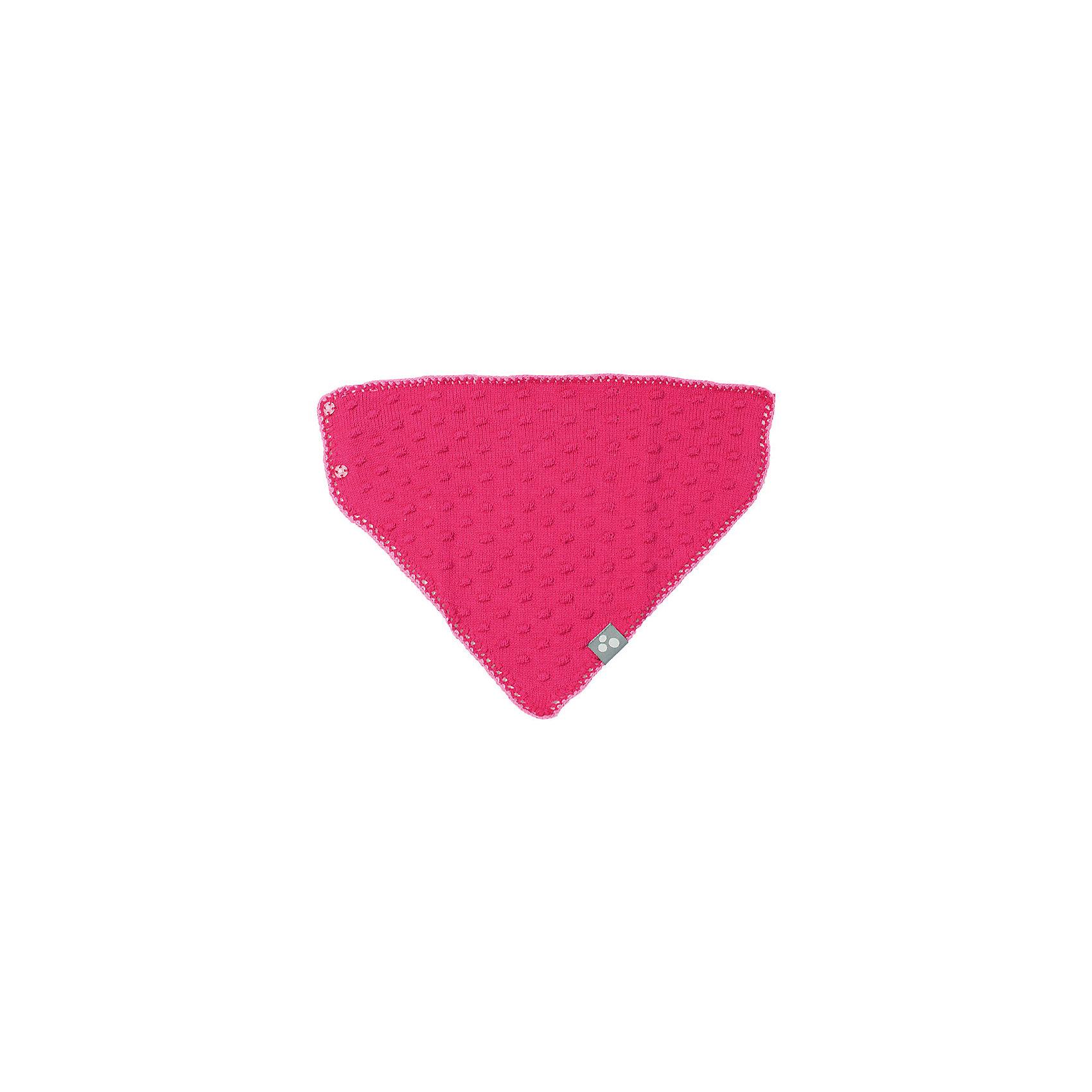 Манишка LENNA для девочки HuppaШарфы, платки<br>Характеристики товара:<br><br>• цвет: фуксия<br>• ткань: флис - 50% хлопок, 50% акрил<br>• температурный режим: от -5°С до +10°С<br>• застёгивается на кнопки<br>• демисезонная<br>• логотип<br>• комфортная посадка<br>• мягкий материал<br>• коллекция: весна-лето 2017<br>• страна бренда: Эстония<br><br>Эта манишка обеспечит детям тепло и комфорт. Она сделана из приятного на ощупь мягкого материала. Манишка очень симпатично смотрится, а дизайн и расцветка позволяют сочетать её с различной одеждой. Модель была разработана специально для детей.<br><br>Одежда и обувь от популярного эстонского бренда Huppa - отличный вариант одеть ребенка можно и комфортно. Вещи, выпускаемые компанией, качественные, продуманные и очень удобные. Для производства изделий используются только безопасные для детей материалы. Продукция от Huppa порадует и детей, и их родителей!<br><br>Манишку LENNA  от бренда Huppa (Хуппа) можно купить в нашем интернет-магазине.<br><br>Ширина мм: 88<br>Глубина мм: 155<br>Высота мм: 26<br>Вес г: 106<br>Цвет: розовый<br>Возраст от месяцев: 24<br>Возраст до месяцев: 120<br>Пол: Женский<br>Возраст: Детский<br>Размер: one size<br>SKU: 5347594