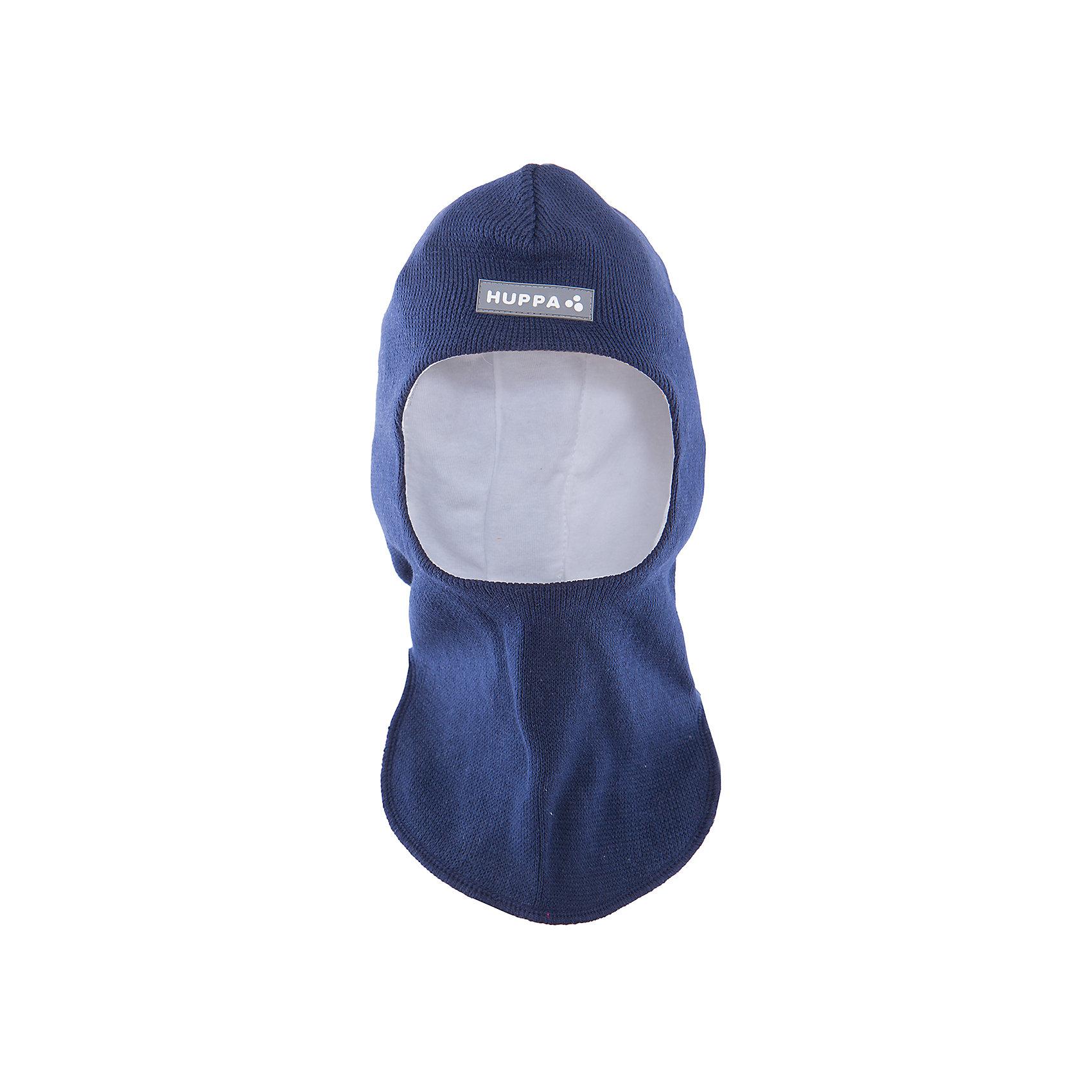 Шапка-шлем GERDA для мальчика HuppaГоловные уборы<br>Характеристики товара:<br><br>• цвет: тёмно-синий<br>• состав: 50% хлопок, 50% акрил<br>• подкладка: трикотаж - 100% хлопок<br>• температурный режим: от -5°С до +10°С<br>• демисезонная<br>• ветронепроницаемые вставки в области ушей<br>• логотип<br>• комфортная посадка<br>• мягкий материал<br>• страна бренда: Эстония<br><br>Эта шапка обеспечит детям тепло и комфорт. Она сделана из приятного на ощупь мягкого материала. Шапка очень симпатично смотрится, а дизайн и расцветка позволяют сочетать её с различной одеждой. Модель была разработана специально для детей.<br><br>Одежда и обувь от популярного эстонского бренда Huppa - отличный вариант одеть ребенка можно и комфортно. Вещи, выпускаемые компанией, качественные, продуманные и очень удобные. Для производства изделий используются только безопасные для детей материалы. Продукция от Huppa порадует и детей, и их родителей!<br><br>Шапку-шлем для девочки от бренда Huppa (Хуппа) можно купить в нашем интернет-магазине.<br><br>Ширина мм: 89<br>Глубина мм: 117<br>Высота мм: 44<br>Вес г: 155<br>Цвет: синий<br>Возраст от месяцев: 6<br>Возраст до месяцев: 12<br>Пол: Мужской<br>Возраст: Детский<br>Размер: 43-45,51-53,47-49<br>SKU: 5347649