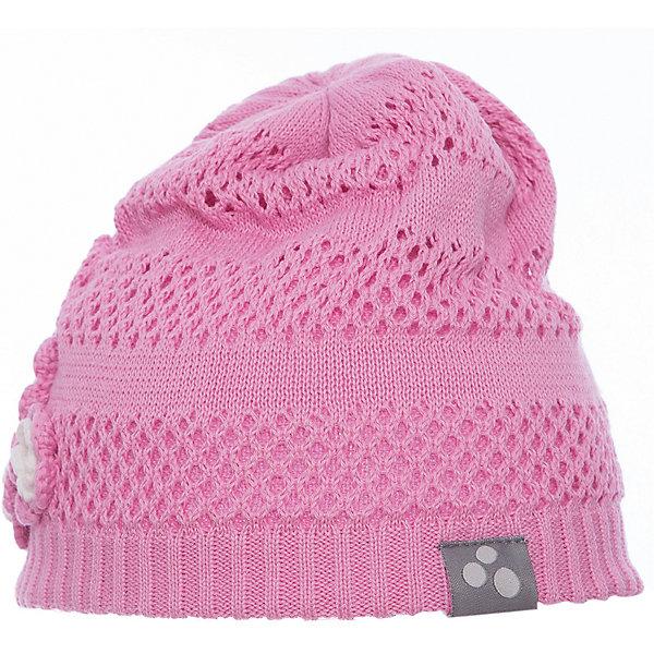 Шапка GLORIA для девочки HuppaДемисезонные<br>Характеристики товара:<br><br>• цвет: розовый<br>• состав: 100% хлопок <br>• температурный режим: от +5°С до +15°С<br>• демисезонная<br>• хлопковая подкладка<br>• мягкая резинка<br>• украшена цветами<br>• логотип<br>• комфортная посадка<br>• мягкий материал<br>• страна бренда: Эстония<br><br>Такая удобная и красивая шапка обеспечит детям тепло и комфорт. Подкладка сделана из приятного на ощупь дышащего и гипоаллергенного хлопка. Шапка очень симпатично смотрится, а дизайн и расцветка позволяют сочетать её с различной одеждой. Модель была разработана специально для детей.<br><br>Одежда и обувь от популярного эстонского бренда Huppa - отличный вариант одеть ребенка можно и комфортно. Вещи, выпускаемые компанией, качественные, продуманные и очень удобные. Для производства изделий используются только безопасные для детей материалы. Продукция от Huppa порадует и детей, и их родителей!<br><br>Шапку GLORIA от бренда Huppa (Хуппа) можно купить в нашем интернет-магазине.<br>Ширина мм: 89; Глубина мм: 117; Высота мм: 44; Вес г: 155; Цвет: розовый; Возраст от месяцев: 72; Возраст до месяцев: 120; Пол: Женский; Возраст: Детский; Размер: 55-57,57,47-49,51-53; SKU: 5347740;