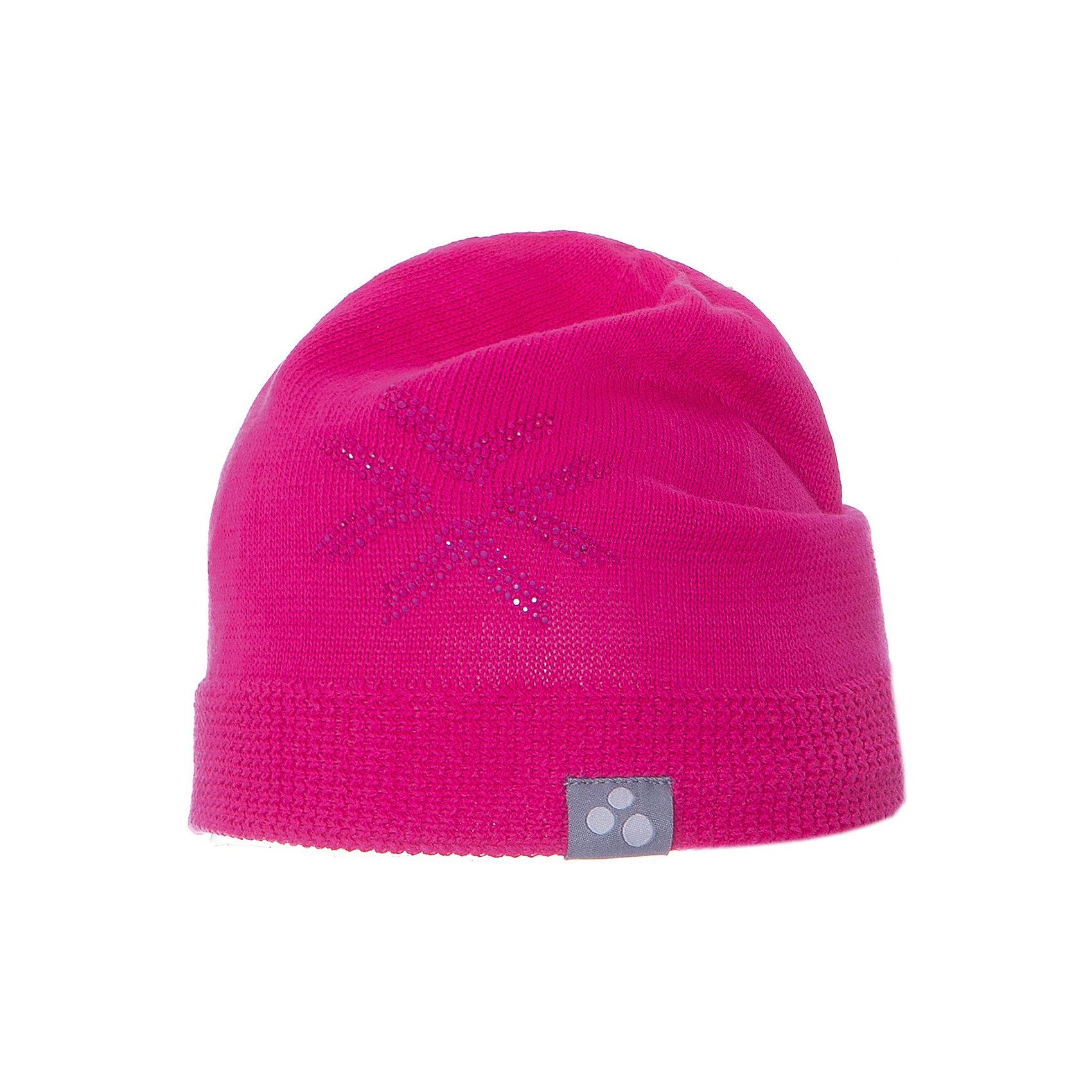 Шапка ERIKA для девочки HuppaГоловные уборы<br>Характеристики товара:<br><br>• цвет: розовый<br>• состав: 100% хлопок <br>• температурный режим: от 0°до +10°С<br>• демисезонная<br>• мягкая резинка<br>• принт<br>• логотип<br>• комфортная посадка<br>• мягкий материал<br>• коллекция: весна-лето 2017<br>• страна бренда: Эстония<br><br>Такая модная шапка обеспечит детям тепло и комфорт. Она сделана из приятного на ощупь дышащего и гипоаллергенного хлопка. Шапка очень симпатично смотрится, а дизайн и расцветка позволяют сочетать её с различной одеждой. Модель была разработана специально для детей.<br><br>Одежда и обувь от популярного эстонского бренда Huppa - отличный вариант одеть ребенка можно и комфортно. Вещи, выпускаемые компанией, качественные, продуманные и очень удобные. Для производства изделий используются только безопасные для детей материалы. Продукция от Huppa порадует и детей, и их родителей!<br><br>Шапку ERIKA от бренда Huppa (Хуппа) можно купить в нашем интернет-магазине.<br><br>Ширина мм: 89<br>Глубина мм: 117<br>Высота мм: 44<br>Вес г: 155<br>Цвет: фиолетовый<br>Возраст от месяцев: 144<br>Возраст до месяцев: 168<br>Пол: Женский<br>Возраст: Детский<br>Размер: 57,55-57,51-53,47-49<br>SKU: 5347750