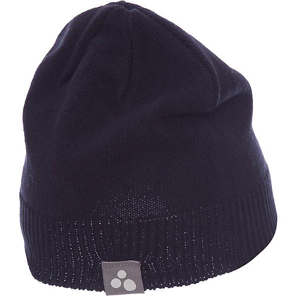 Шапка BORIS для мальчика HuppaГоловные уборы<br>Характеристики товара:<br><br>• цвет: черный<br>• состав: 60% хлопок 40% акрил<br>• температурный режим: от 0°до +10°С<br>• демисезонная<br>• мягкая резинка<br>• логотип<br>• комфортная посадка<br>• мягкий материал<br>• страна бренда: Эстония<br><br>Эта шапка обеспечит детям тепло и комфорт. Подкладка сделана из приятного на ощупь дышащего и гипоаллергенного хлопка. Шапка очень симпатично смотрится, а дизайн и расцветка позволяют сочетать её с различной одеждой. Модель была разработана специально для детей.<br><br>Одежда и обувь от популярного эстонского бренда Huppa - отличный вариант одеть ребенка можно и комфортно. Вещи, выпускаемые компанией, качественные, продуманные и очень удобные. Для производства изделий используются только безопасные для детей материалы. Продукция от Huppa порадует и детей, и их родителей!<br><br>Шапку BORIS от бренда Huppa (Хуппа) можно купить в нашем интернет-магазине.<br><br>Ширина мм: 89<br>Глубина мм: 117<br>Высота мм: 44<br>Вес г: 155<br>Цвет: черный<br>Возраст от месяцев: 36<br>Возраст до месяцев: 72<br>Пол: Мужской<br>Возраст: Детский<br>Размер: 51-53,43-45,47-49<br>SKU: 5347825