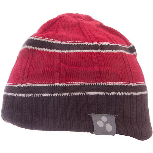 Купить Шапка JARROD для мальчика Huppa, Эстония, красный, 55-57, 57, 47-49, 51-53, Мужской