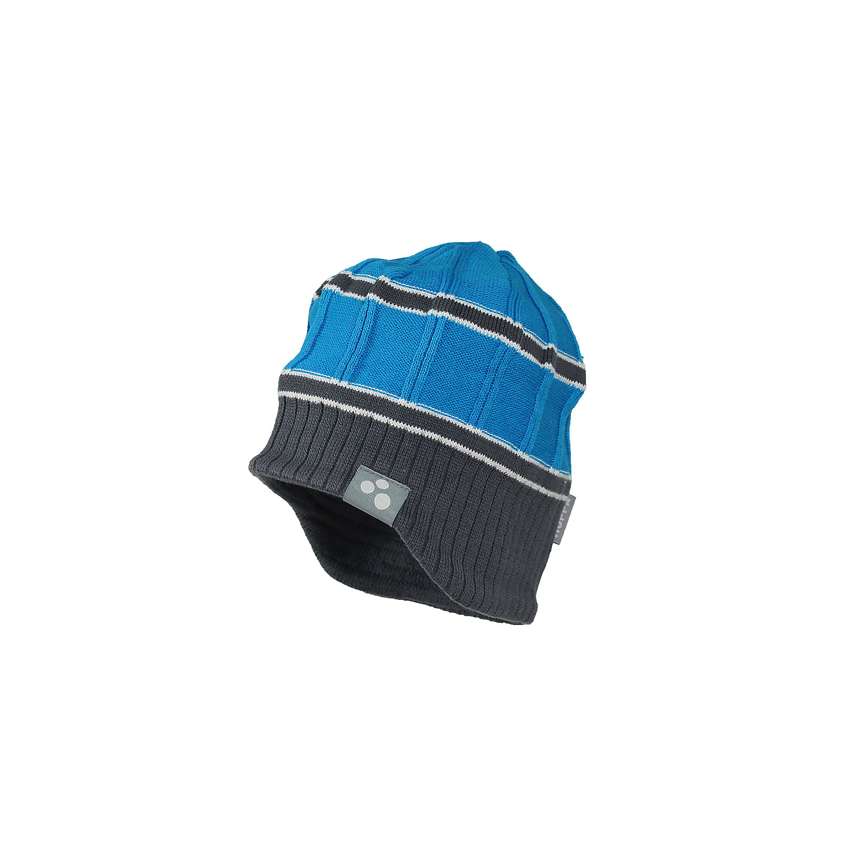 Шапка JARROD для мальчика HuppaХарактеристики товара:<br><br>• цвет: голубой<br>• состав: 50% хлопок, 50% акрил<br>• температурный режим: от 0°до +10°С<br>• демисезонная<br>• фактурная вязка<br>• логотип<br>• комфортная посадка<br>• мягкий материал<br>• коллекция: весна-лето 2017<br>• страна бренда: Эстония<br><br>Эта шапка обеспечит детям тепло и комфорт. Подкладка сделана из приятного на ощупь дышащего и гипоаллергенного хлопка. Шапка очень симпатично смотрится, а дизайн и расцветка позволяют сочетать её с различной одеждой. Модель была разработана специально для детей.<br><br>Одежда и обувь от популярного эстонского бренда Huppa - отличный вариант одеть ребенка можно и комфортно. Вещи, выпускаемые компанией, качественные, продуманные и очень удобные. Для производства изделий используются только безопасные для детей материалы. Продукция от Huppa порадует и детей, и их родителей!<br><br>Шапку JARROD от бренда Huppa (Хуппа) можно купить в нашем интернет-магазине.<br><br>Ширина мм: 89<br>Глубина мм: 117<br>Высота мм: 44<br>Вес г: 155<br>Цвет: голубой<br>Возраст от месяцев: 144<br>Возраст до месяцев: 168<br>Пол: Мужской<br>Возраст: Детский<br>Размер: 57,55-57,51-53,47-49<br>SKU: 5347850