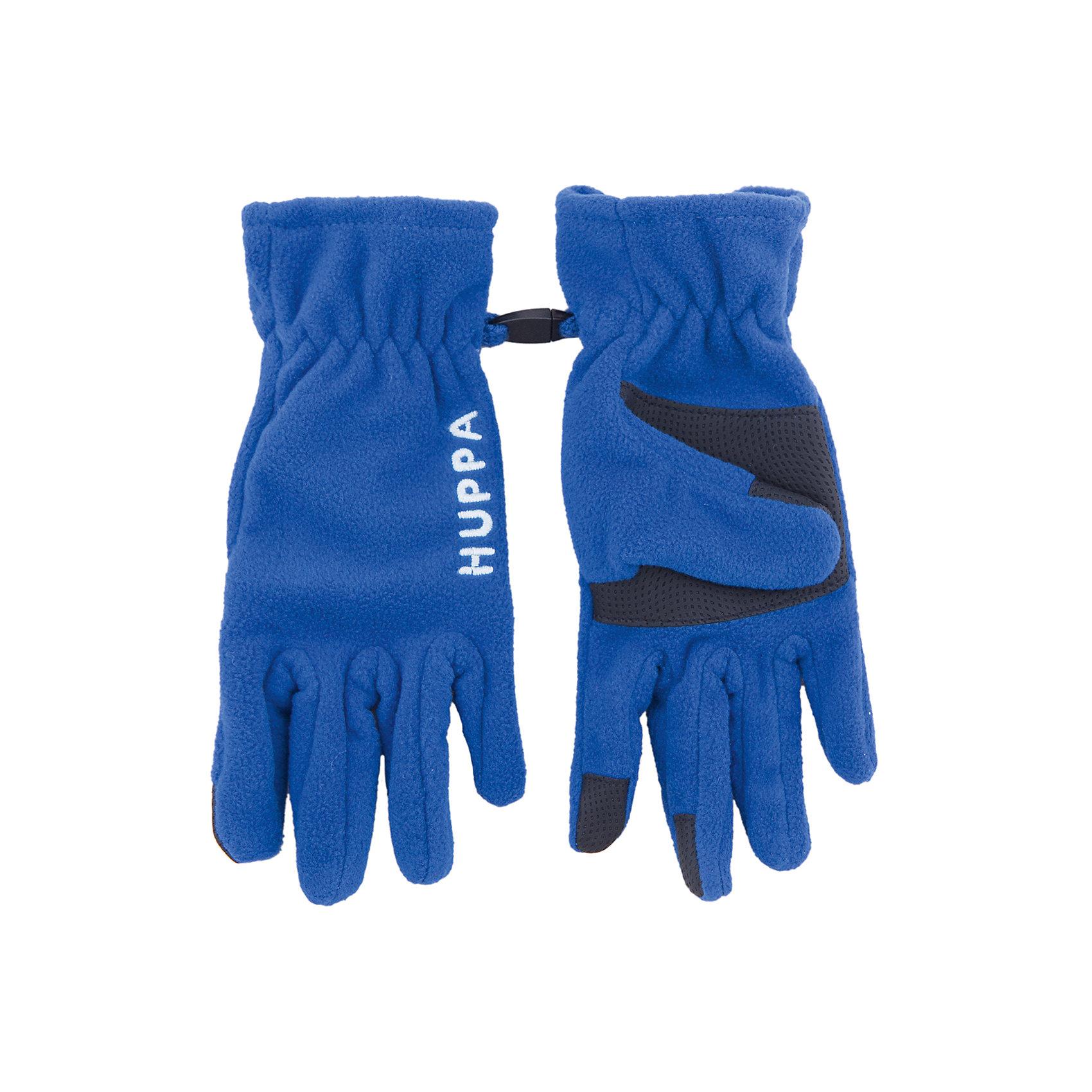Перчатки AAMU HuppaХарактеристики товара:<br><br>• цвет: синий<br>• состав: 100% полиэстер (флис)<br>• температурный режим: от 0°С до +10°С<br>• усиленные пальцы и ладони<br>• мягкий материал<br>• логотип<br>• комфортная посадка<br>• страна бренда: Эстония<br><br>Эти перчатки обеспечат детям тепло и комфорт в межсезонье. Они сделаны из мягкого приятного на ощупь материала, поэтому изделие идеально подходит для межсезонья. Перчатки очень симпатично смотрятся. Модель была разработана специально для детей.<br><br>Одежда и обувь от популярного эстонского бренда Huppa - отличный вариант одеть ребенка можно и комфортно. Вещи, выпускаемые компанией, качественные, продуманные и очень удобные. Для производства изделий используются только безопасные для детей материалы. Продукция от Huppa порадует и детей, и их родителей!<br><br>Перчатки AAMU от бренда Huppa (Хуппа) можно купить в нашем интернет-магазине.<br><br>Ширина мм: 162<br>Глубина мм: 171<br>Высота мм: 55<br>Вес г: 119<br>Цвет: синий<br>Возраст от месяцев: 120<br>Возраст до месяцев: 132<br>Пол: Мужской<br>Возраст: Детский<br>Размер: 5,3,4<br>SKU: 5348034