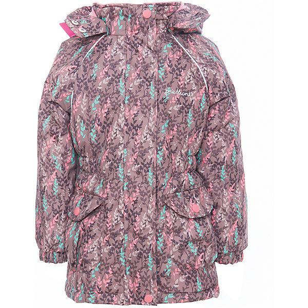 Парка для девочки PremontВерхняя одежда<br>Характеристики товара:<br><br>• цвет: розовый<br>• материал верха: 100% полиэстер, мембрана 3000 мм/ 3000 г/м ?/24h<br>• подкладка - тафетта, трикотаж с ворсом на воротнике и в капюшоне<br>• утеплитель - Tech-Polyfill, 120 г/м2<br>• температурный режим: от -5° С до +10° С<br>• водонепроницаемый материал<br>• съемный капюшон<br>• защита подбородка<br>• эластичные манжеты<br>• комфортная посадка<br>• светоотражающие элементы<br>• молния<br>• страна бренда: Канада<br><br>Демисезонная парка защитит от ветра и дождя. <br>Одежда от канадского бренда Premont пользуются популярностью во многих странах. Она стильная, качественные и удобная. Для производства продукции используются только безопасные, проверенные материалы и фурнитура. Порадуйте ребенка модными и красивыми вещами от Premont! <br><br>Парку для девочки от известного бренда Premont можно купить в нашем интернет-магазине.<br><br>Ширина мм: 356<br>Глубина мм: 10<br>Высота мм: 245<br>Вес г: 519<br>Цвет: коричневый<br>Возраст от месяцев: 36<br>Возраст до месяцев: 48<br>Пол: Женский<br>Возраст: Детский<br>Размер: 104,164,152,146,140,134,128,122,116,110<br>SKU: 5353005