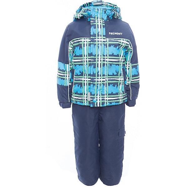 Комплект: куртка и полукомбинезон для мальчика PremontВерхняя одежда<br>Характеристики товара:<br><br>• цвет: синий<br>• составткани: 100% полиэстер, мембрана 3000 мм/ 3000 г/м ?/24h<br>• подкладка: тафетта, трикотаж с ворсом на воротнике и в капюшоне<br>• утеплитель - Tech-Polyfill, в куртке 120 г/м2,  в брюках 80 г/м2<br>• комплектация: куртка и полукомбинезон<br>• температурный режим: от -5° С до +10° С<br>• водонепроницаемый материал<br>• съемный капюшон<br>• силиконовые съемные штрипки<br>• брюки с утяжкой на талии<br>• светоотражающие элементы<br>• страна бренда: Канада<br><br>Демисезонный комплект Premont обеспечит ребенку комфорт и тепло во время прогулок. Комплект хорошо защищает от ветра и влаги. Материал отлично подходит для дождливой погоды. <br>Одежда от канадского бренда Premont стильная, качественные и удобная. Для производства продукции используются только безопасные, проверенные материалы и фурнитура. Порадуйте ребенка модными и красивыми вещами от Premont! <br><br>Комплект: куртка и полукомбинезон для мальчика от известного бренда Premont можно купить в нашем интернет-магазине.<br>Ширина мм: 356; Глубина мм: 10; Высота мм: 245; Вес г: 519; Цвет: синий; Возраст от месяцев: 18; Возраст до месяцев: 24; Пол: Мужской; Возраст: Детский; Размер: 92,98,104,110,116,122,128,134,140,146,152; SKU: 5353061;