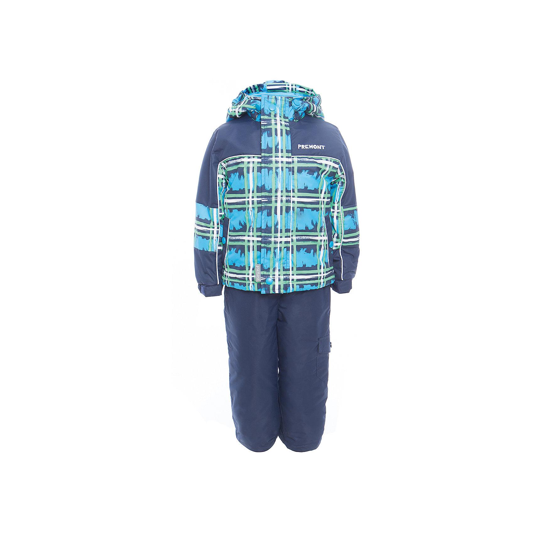 Комплект: куртка и полукомбинезон для мальчика PremontВерхняя одежда<br>Характеристики товара:<br><br>• цвет: синий<br>• составткани: 100% полиэстер, мембрана 3000 мм/ 3000 г/м ?/24h<br>• подкладка: тафетта, трикотаж с ворсом на воротнике и в капюшоне<br>• утеплитель - Tech-Polyfill, в куртке 120 г/м2,  в брюках 80 г/м2<br>• комплектация: куртка и полукомбинезон<br>• температурный режим: от -5° С до +10° С<br>• водонепроницаемый материал<br>• съемный капюшон<br>• силиконовые съемные штрипки<br>• брюки с утяжкой на талии<br>• светоотражающие элементы<br>• страна бренда: Канада<br><br>Демисезонный комплект Premont обеспечит ребенку комфорт и тепло во время прогулок. Комплект хорошо защищает от ветра и влаги. Материал отлично подходит для дождливой погоды. <br>Одежда от канадского бренда Premont стильная, качественные и удобная. Для производства продукции используются только безопасные, проверенные материалы и фурнитура. Порадуйте ребенка модными и красивыми вещами от Premont! <br><br>Комплект: куртка и полукомбинезон для мальчика от известного бренда Premont можно купить в нашем интернет-магазине.<br><br>Ширина мм: 356<br>Глубина мм: 10<br>Высота мм: 245<br>Вес г: 519<br>Цвет: синий<br>Возраст от месяцев: 18<br>Возраст до месяцев: 24<br>Пол: Мужской<br>Возраст: Детский<br>Размер: 92,152,98,104,110,116,122,128,134,140,146<br>SKU: 5353061