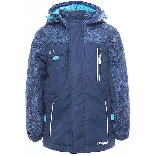 Парка для мальчика PremontВерхняя одежда<br>Характеристики товара:<br><br>• цвет: синий<br>• материал верха: 100% полиэстер, мембрана 3000 мм/ 3000 г/м ?/24h<br>• подкладка - тафетта, трикотаж с ворсом на воротнике и в капюшоне<br>• утеплитель - Tech-Polyfill, 120 г/м2<br>• температурный режим: от -5° С до +10° С<br>• водонепроницаемый материал<br>• съемный капюшон<br>• защита подбородка<br>• эластичные манжеты<br>• комфортная посадка<br>• светоотражающие элементы<br>• молния<br>• страна бренда: Канада<br><br>Демисезонная парка защитит от ветра и дождя. <br>Одежда от канадского бренда Premont пользуются популярностью во многих странах. Она стильная, качественные и удобная. Для производства продукции используются только безопасные, проверенные материалы и фурнитура. Порадуйте ребенка модными и красивыми вещами от Premont! <br><br>Парку для мальчика от известного бренда Premont можно купить в нашем интернет-магазине.<br><br>Ширина мм: 356<br>Глубина мм: 10<br>Высота мм: 245<br>Вес г: 519<br>Цвет: синий<br>Возраст от месяцев: 60<br>Возраст до месяцев: 72<br>Пол: Мужской<br>Возраст: Детский<br>Размер: 116,146,140,134,128,122,110,104,164,152<br>SKU: 5353085