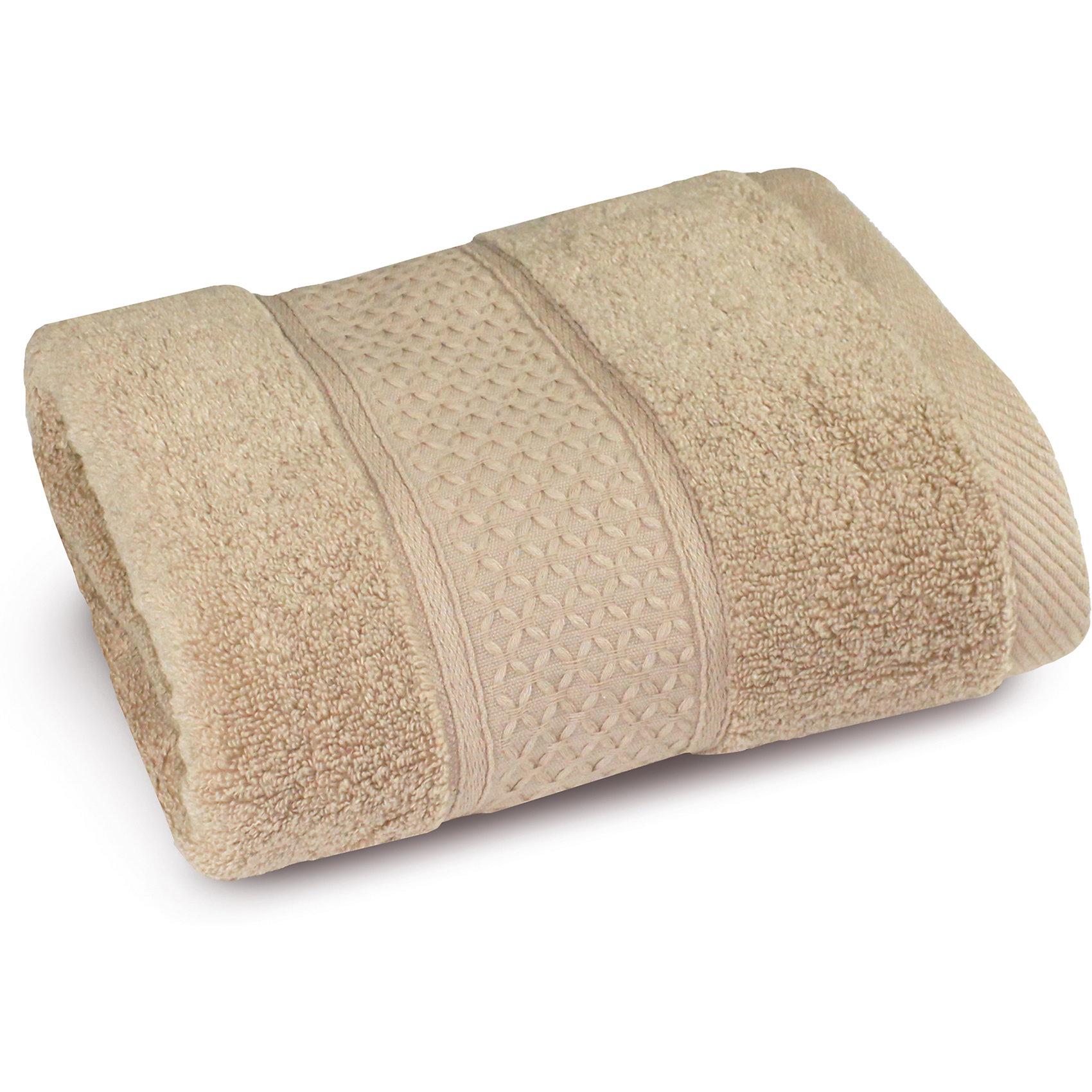 Полотенце махровое 100*150, Cozy Home, бежевыйПолотенце махровое 100*150, Cozy Home (Кози Хоум), бежевый<br><br>Характеристики:<br><br>• приятное на ощупь полотенце<br>• хорошо впитывает влагу<br>• размер: 100х150 см<br>• материал: хлопок<br>• цвет: бежевый<br><br>Выбор полотенца - очень важное и ответственное занятие, ведь именно полотенце согреет и подарит вам уют после водных процедур. Махровое полотенце от Cozy Home изготовлено из натурального хлопка. Оно очень мягкое и приятное на ощупь. Также полотенце из хлопка обладает высокой гигроскопичностью и быстро впитывает влагу. <br><br>Еще одно немаловажное свойство полотенца - гипоаллергенность. Полотенце не вызывает раздражения на чувствительной коже и даже обладает антибактериальными свойствами. Хлопковый материал гарантирует изделию высокую износостойкость, устойчивость к деформации и загрязнениям. Полотенце нежного бежевого цвета имеет красивый узор по краю. Цвет изделия не изменится даже после многочисленных стирок. Мягкое полотенце подарит вам нежность и комфорт.<br><br>Полотенце махровое 100*150, Cozy Home (Кози Хоум), бежевый вы можете купить в нашем интернет-магазине.<br><br>Ширина мм: 150<br>Глубина мм: 250<br>Высота мм: 150<br>Вес г: 500<br>Возраст от месяцев: 0<br>Возраст до месяцев: 216<br>Пол: Унисекс<br>Возраст: Детский<br>SKU: 5355267