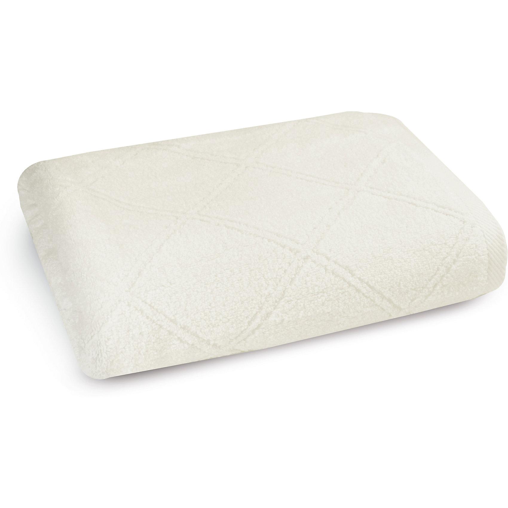 Полотенце махровое 30*70, Cozy Home, белыйВанная комната<br>Полотенце махровое 30*70, Cozy Home (Кози Хоум), белый<br><br>Характеристики:<br><br>• мягкое и приятное на ощупь<br>• хорошо впитывает влагу<br>• легко стирать<br>• материал: хлопок<br>• размер: 30х70 см<br>• цвет: белый<br><br>Мягкое и приятное полотенце от Cozy Home порадует ценителей качественного текстиля. Оно быстро впитывает влагу, оставаясь при этом мягким на ощупь. Полотенце не вызовет раздражения на коже и будет препятствовать размножению бактерий внутри ткани. Изделие отличается хорошей износостойкостью и долговечностью. Кроме того, оно устойчиво к деформации и не теряет свой цвет после многочисленных стирок. Полотенце имеет однотонную расцветку и дополнено узором с крупными ромбами. Такой дизайн хорошо впишется в интерьер любой ванной комнаты.<br><br>Полотенце махровое 30*70, Cozy Home (Кози Хоум), белый вы можете купить в нашем интернет-магазине.<br><br>Ширина мм: 150<br>Глубина мм: 250<br>Высота мм: 150<br>Вес г: 150<br>Возраст от месяцев: 0<br>Возраст до месяцев: 216<br>Пол: Унисекс<br>Возраст: Детский<br>SKU: 5355269