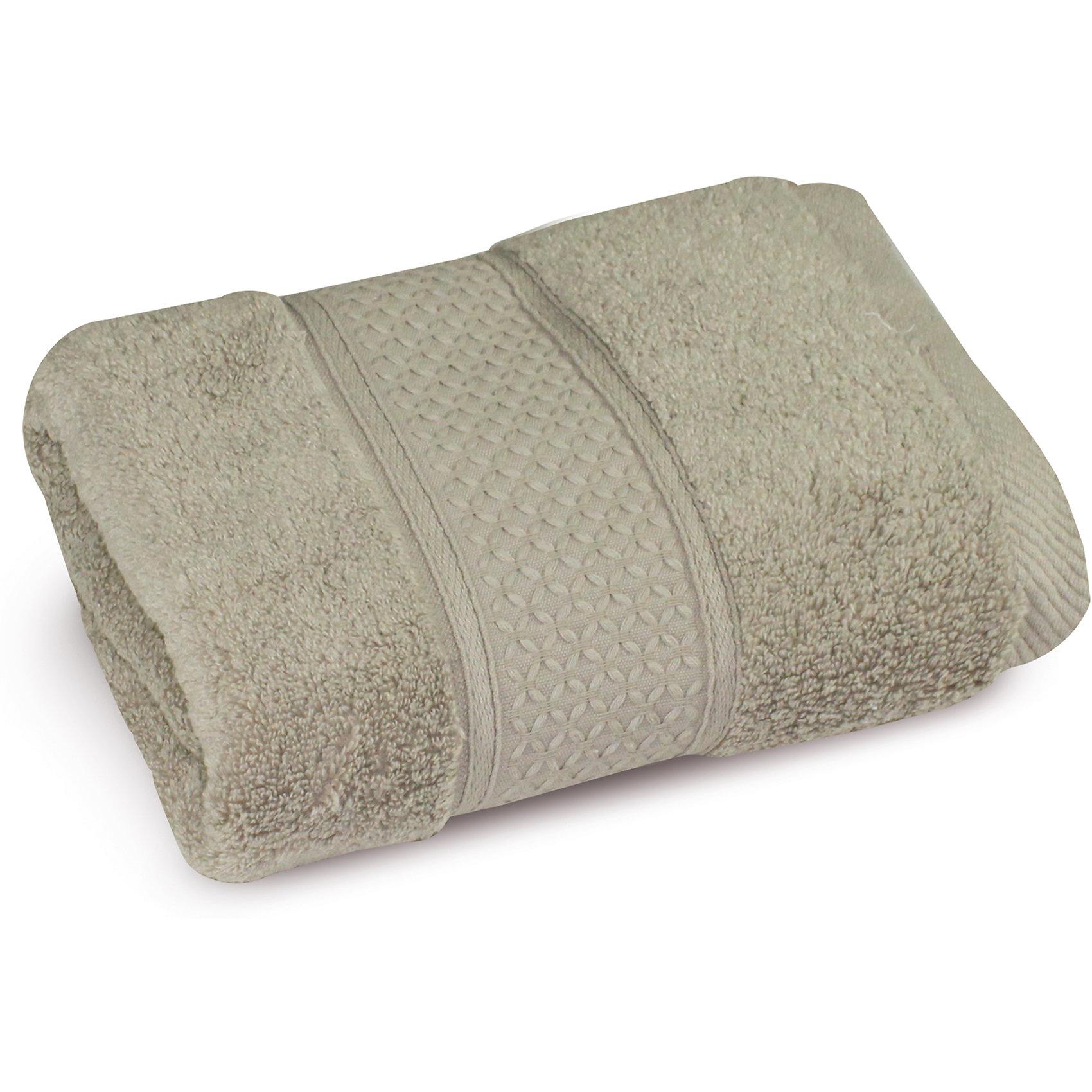Полотенце махровое 30*70, Cozy Home, серый