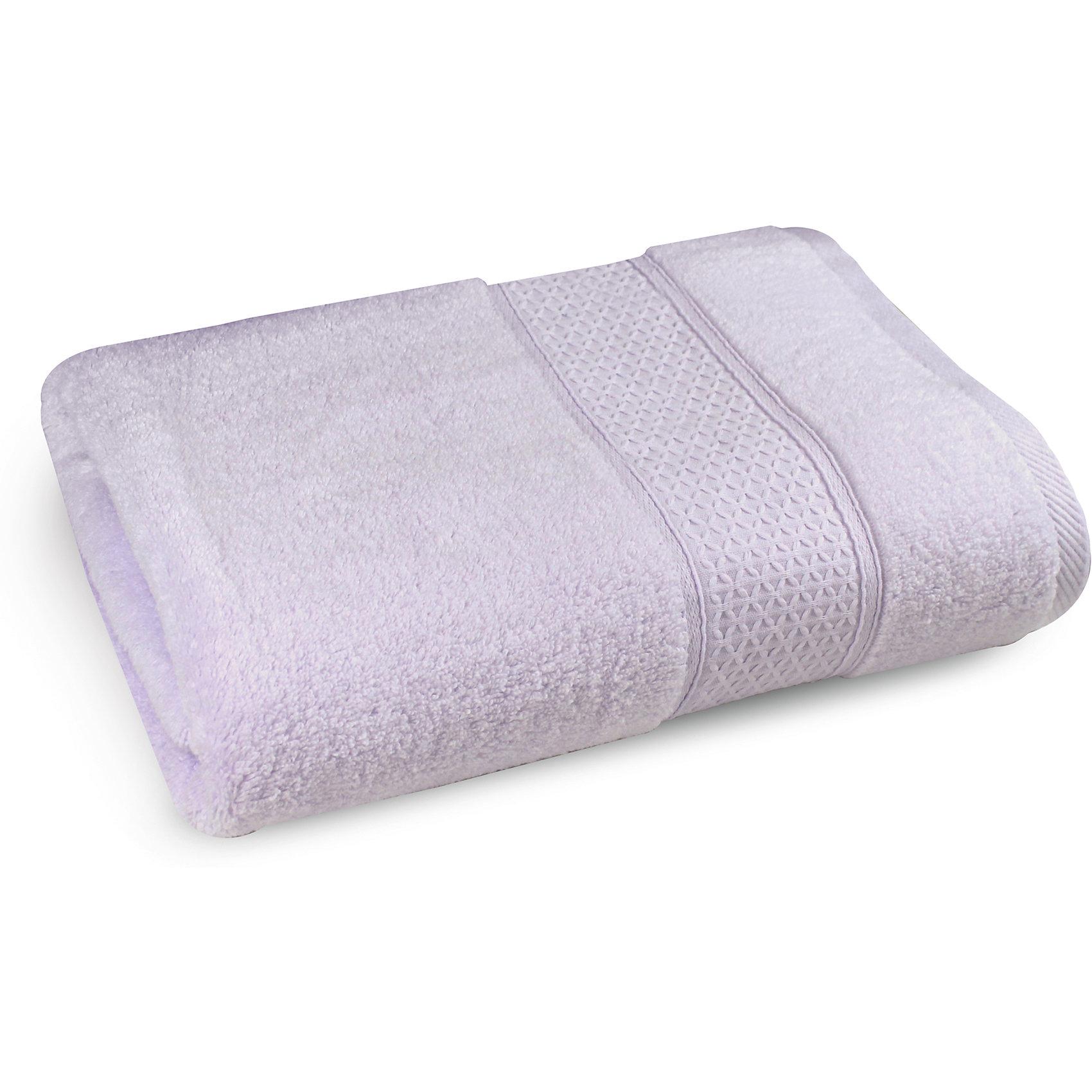 Полотенце махровое 30*70, Cozy Home, фиолетовый