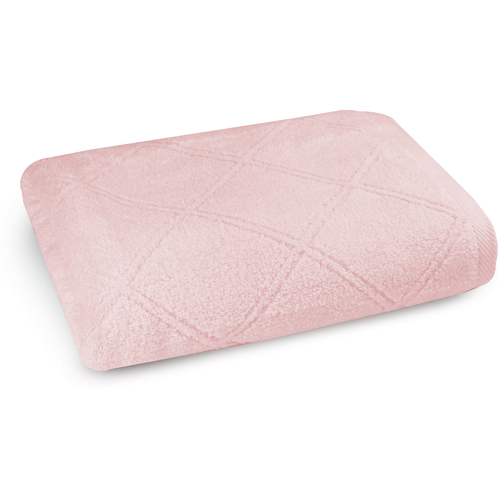 Полотенце махровое 30*70, Cozy Home, розовый