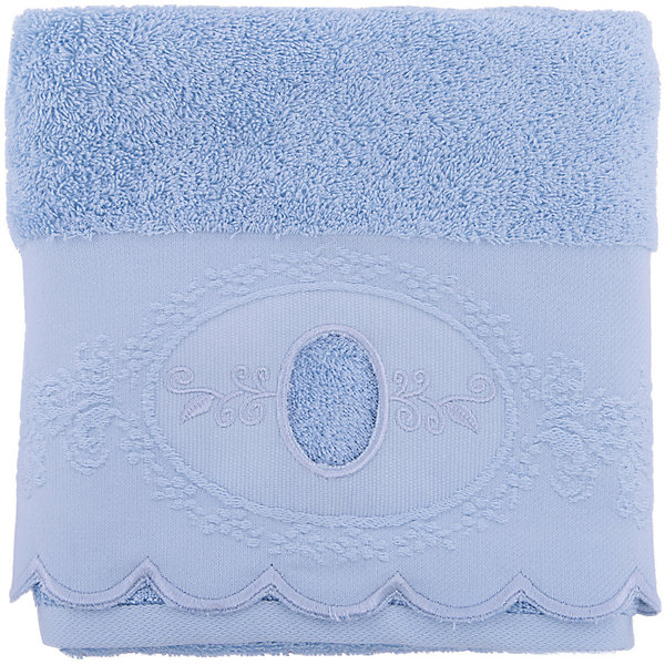 Полотенце махровое 50*90 Жаклин, Cozy Home, голубойПолотенца<br>Полотенце махровое 50*90 Жаклин, Cozy Home (Кози Хоум), голубой<br><br>Характеристики:<br><br>• хорошо впитывает влагу<br>• изысканный дизайн<br>• материал: хлопок<br>• размер: 50х90 см<br>• цвет: голубой<br><br>Махровое полотенце от Cozy Home порадует вас своей мягкостью и прочностью. Оно изготовлено из качественного хлопка. Как известно, хлопок - гипоаллергенный материал, приятный телу. Он не теряет свою форму, практически не мнется и даже обладает антибактериальными свойствами. Полотенца из хлопка хорошо впитывают влагу, обладая высокой гигроскопичностью. Полотенце дополнено волнистым узором, вышивкой по краю и отлично подойдет к любому интерьеру ванной комнаты.<br><br>Полотенце махровое 50*90 Жаклин, Cozy Home (Кози Хоум), голубой вы можете купить в нашем интернет-магазине.<br>Ширина мм: 150; Глубина мм: 250; Высота мм: 150; Вес г: 250; Возраст от месяцев: 0; Возраст до месяцев: 216; Пол: Унисекс; Возраст: Детский; SKU: 5355283;