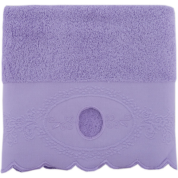 Полотенце махровое 50*90 Жаклин, Cozy Home, лиловыйПолотенца<br>Полотенце махровое 50*90 Жаклин, Cozy Home (Кози Хоум), лиловый<br><br>Характеристики:<br><br>• хорошо впитывает влагу<br>• изысканный дизайн<br>• материал: хлопок<br>• размер: 50х90 см<br>• цвет: лиловый<br><br>Махровое полотенце от Cozy Home порадует вас своей мягкостью и прочностью. Оно изготовлено из качественного хлопка. Как известно, хлопок - гипоаллергенный материал, приятный телу. Он не теряет свою форму, практически не мнется и даже обладает антибактериальными свойствами. Полотенца из хлопка хорошо впитывают влагу, обладая высокой гигроскопичностью. Полотенце дополнено волнистым узором, вышивкой по краю и отлично подойдет к любому интерьеру ванной комнаты.<br><br>Полотенце махровое 50*90 Жаклин, Cozy Home (Кози Хоум), лиловый вы можете купить в нашем интернет-магазине.<br><br>Ширина мм: 150<br>Глубина мм: 250<br>Высота мм: 150<br>Вес г: 250<br>Возраст от месяцев: 0<br>Возраст до месяцев: 216<br>Пол: Женский<br>Возраст: Детский<br>SKU: 5355284
