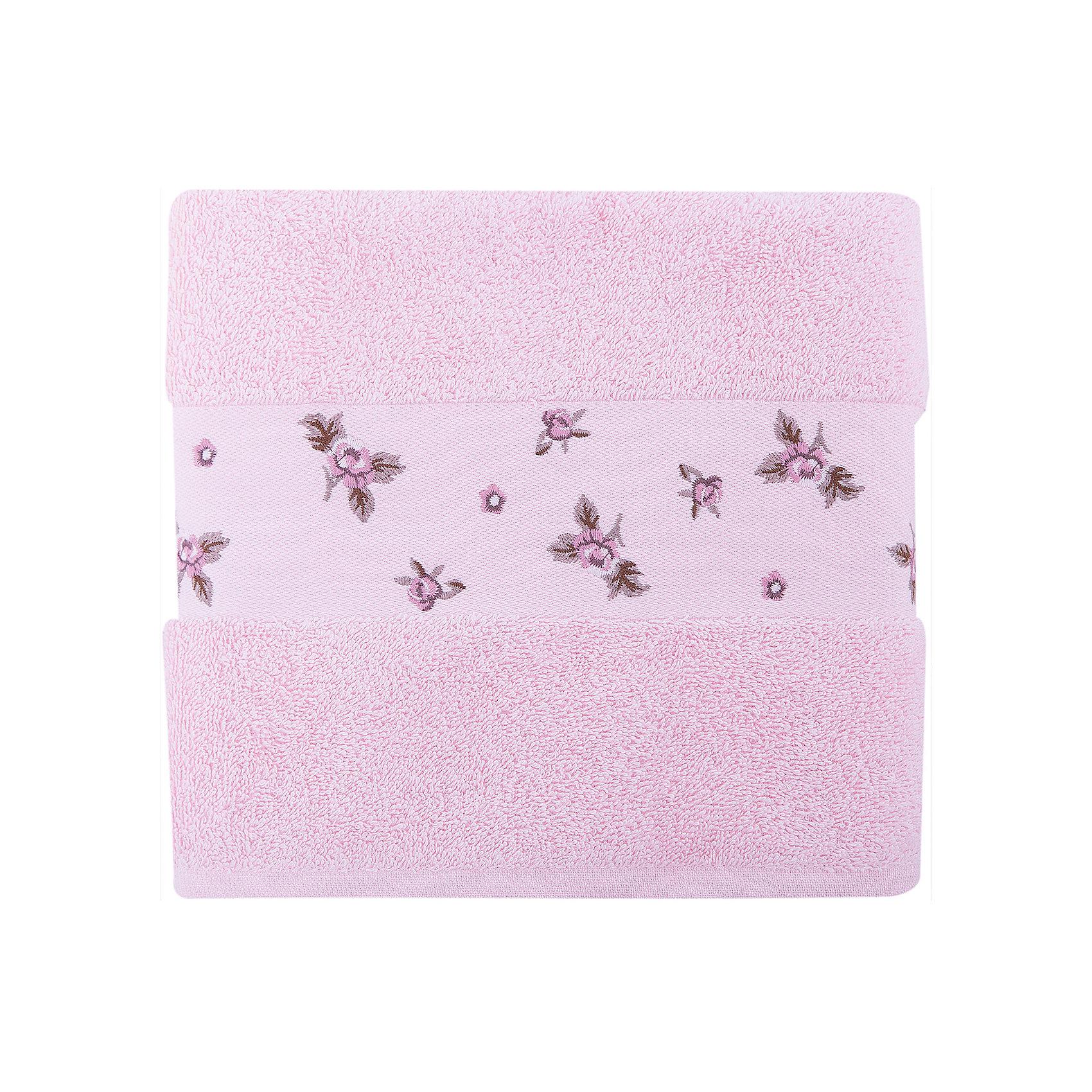 Полотенце махровое 50*90 Розали, Cozy Home, розовыйВанная комната<br>Полотенце махровое 50*90 Розали, Cozy Home (Кози Хоум), розовый<br><br>Характеристики:<br><br>• хорошо впитывает влагу<br>• необычный дизайн<br>• материал: хлопок<br>• размер: 50х90 см<br>• цвет: розовый<br><br>Махровое полотенце Розали очарует вас своей мягкостью и красотой. Нежные волокна отлично впитывают влагу, а само полотенце легко сохнет. Хлопок обладает высокой гипоаллергенностью и не поддается деформации и выцветанию - полотенце сохранит форму и цвет после долгого использования. Кроме того, полотенце декорировано прекрасной вышивкой с цветочным узором. Полотенце Розали - для тех, кто ценит стиль и качество.<br><br>Полотенце махровое 50*90 Розали, Cozy Home (Кози Хоум), розовый вы можете купить в нашем интернет-магазине.<br><br>Ширина мм: 150<br>Глубина мм: 250<br>Высота мм: 150<br>Вес г: 250<br>Возраст от месяцев: 0<br>Возраст до месяцев: 216<br>Пол: Женский<br>Возраст: Детский<br>SKU: 5355294