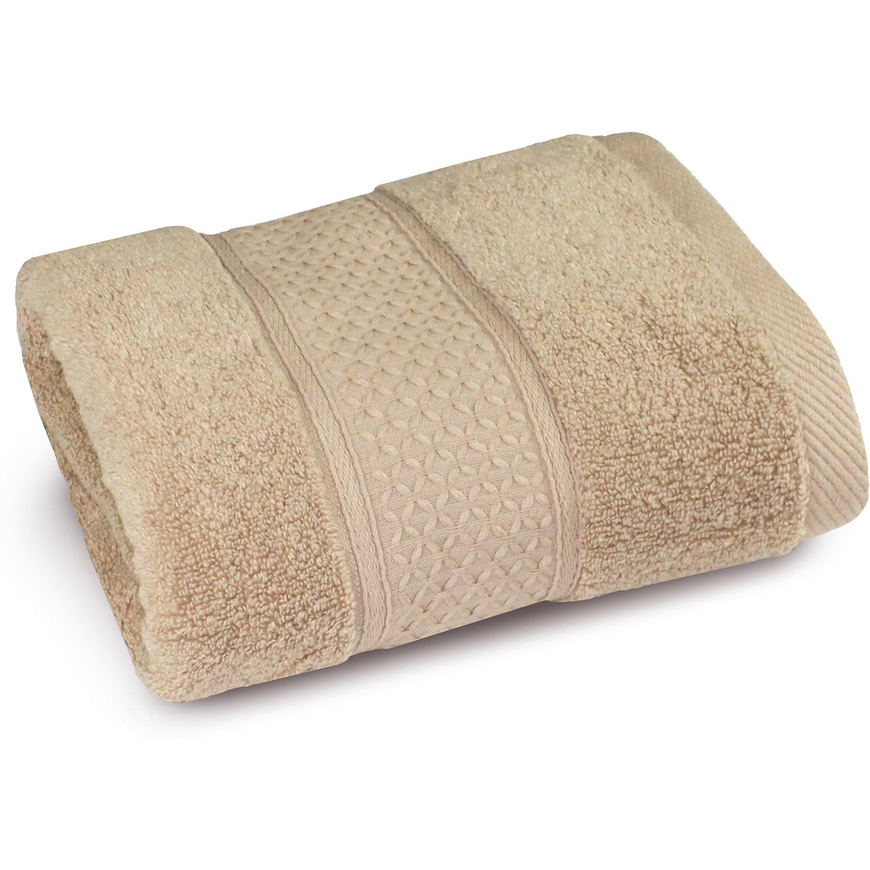 Полотенце махровое 50х90, Cozy Home, бежевыйВанная комната<br>Полотенце махровое 50х90, Cozy Home (Кози Хоум), бежевый<br><br>Характеристики:<br><br>• мягкое полотенце, приятное на ощупь<br>• хорошо впитывает влагу<br>• легко стирать<br>• материал: хлопок<br>• размер: 50х90 см<br>• цвет: бежевый<br><br>Полотенце из хлопка нежно позаботится о вашей коже и подарит мягкость после водных процедур. Хлопок известен своей прочностью и гипоаллергенностью. Кроме того, он не впитывает неприятные запахи, неприхотлив в уходе и не поддается деформации и выцветанию. Приятный дизайн с вышитым бордюром станет прекрасным дополнением для вашей ванной комнаты.<br><br>Полотенце махровое 50х90, Cozy Home (Кози Хоум), бежевый можно купить в нашем интернет-магазине.<br><br>Ширина мм: 150<br>Глубина мм: 250<br>Высота мм: 150<br>Вес г: 250<br>Возраст от месяцев: 0<br>Возраст до месяцев: 216<br>Пол: Унисекс<br>Возраст: Детский<br>SKU: 5355301