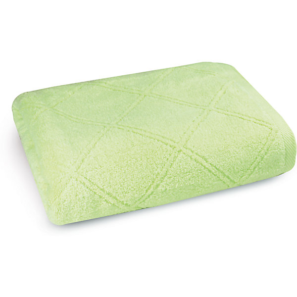 Полотенце махровое 50х90, Cozy Home, зеленый