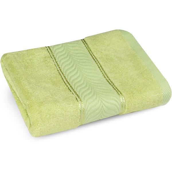 Полотенце махровое 70*140 бамбук, Cozy Home, зеленыйПолотенца<br>Полотенце махровое 70*140 бамбук, Cozy Home (Кози Хоум), зеленый<br><br>Характеристики:<br><br>• быстро впитывает влагу<br>• препятствует размножению бактерий<br>• легко отстирывается<br>• размер: 70х140 см<br>• материал: бамбук<br>• бордюр: вискоза<br>• цвет: зеленый<br><br>Махровое полотенце от Cozy Home понравится самым взыскательным ценителям качественного текстиля. Оно изготовлено из бамбука, благодаря чему отличается особой прочностью и высокой гигроскопичностью. Полотенце из бамбука является полностью гипоаллергенным изделием, которое, к тому же, обладает антибактериальными и противомикробными свойствами. Вы можете использовать его как для взрослых, так и для детей. Бамбуковые волокна обеспечивают изделию приятную мягкость и легкий блеск. Полотенце дополнено вышитым бордюром из вискозы. Оно внесет уют в атмосферу вашей ванной комнаты.<br><br>Полотенце махровое 70*140 бамбук, Cozy Home (Кози Хоум), зеленый можно купить в нашем интернет-магазине.<br><br>Ширина мм: 150<br>Глубина мм: 350<br>Высота мм: 150<br>Вес г: 350<br>Возраст от месяцев: 0<br>Возраст до месяцев: 216<br>Пол: Унисекс<br>Возраст: Детский<br>SKU: 5355312